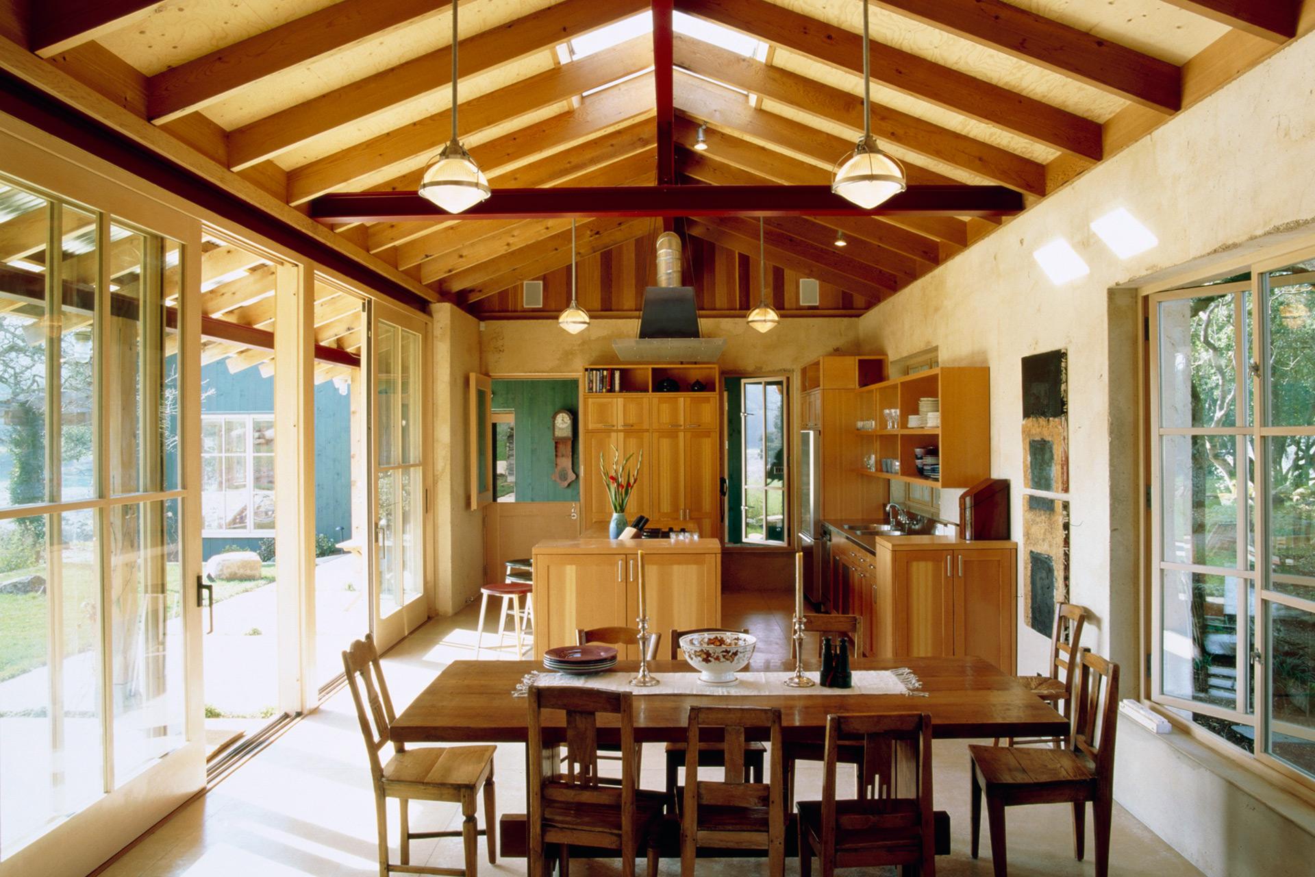 Lovall Valley Residence interior design