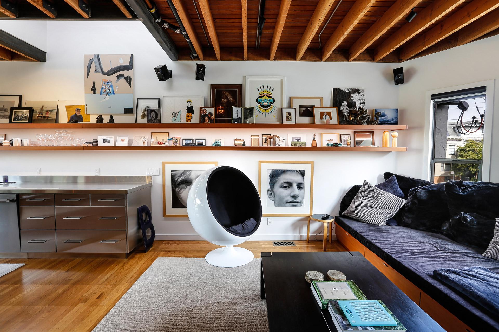 Balboa Residence interior design