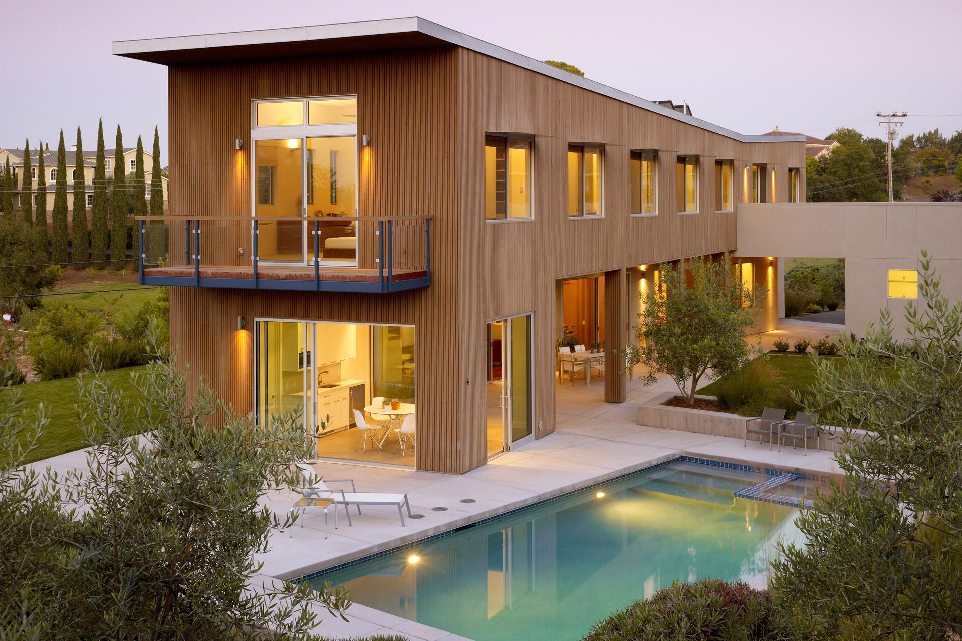 Los Altos Hills Residence home decor