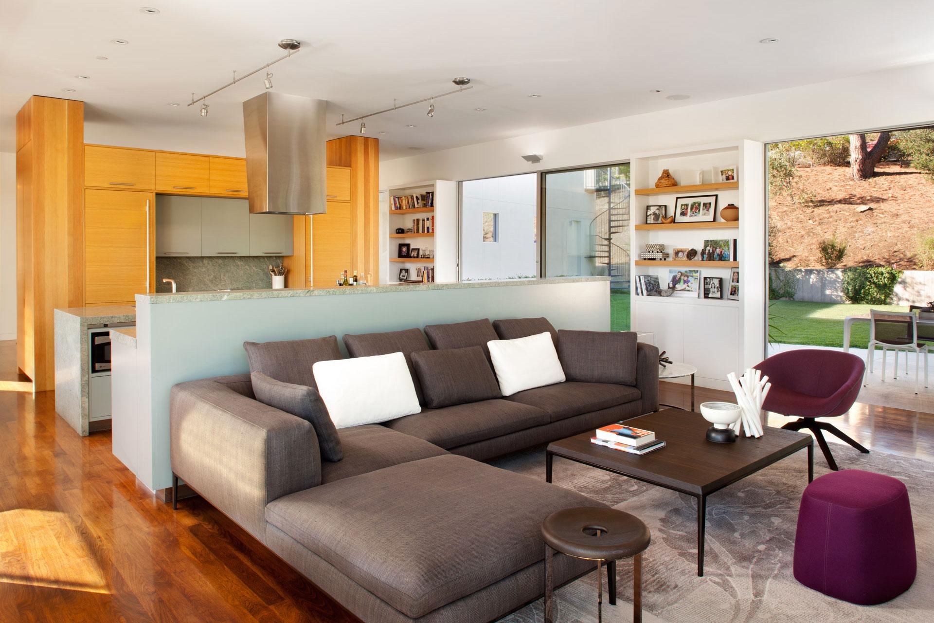 Los Altos Hills Residence apartment design