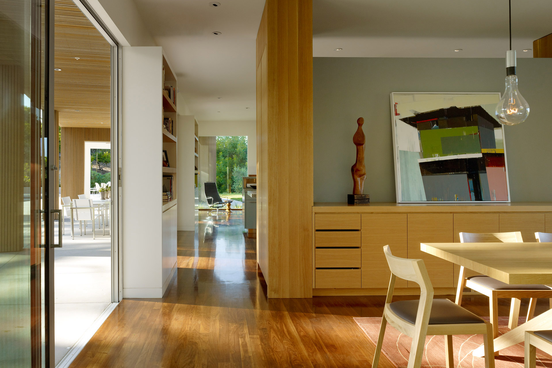 Los Altos Hills Residence architecture