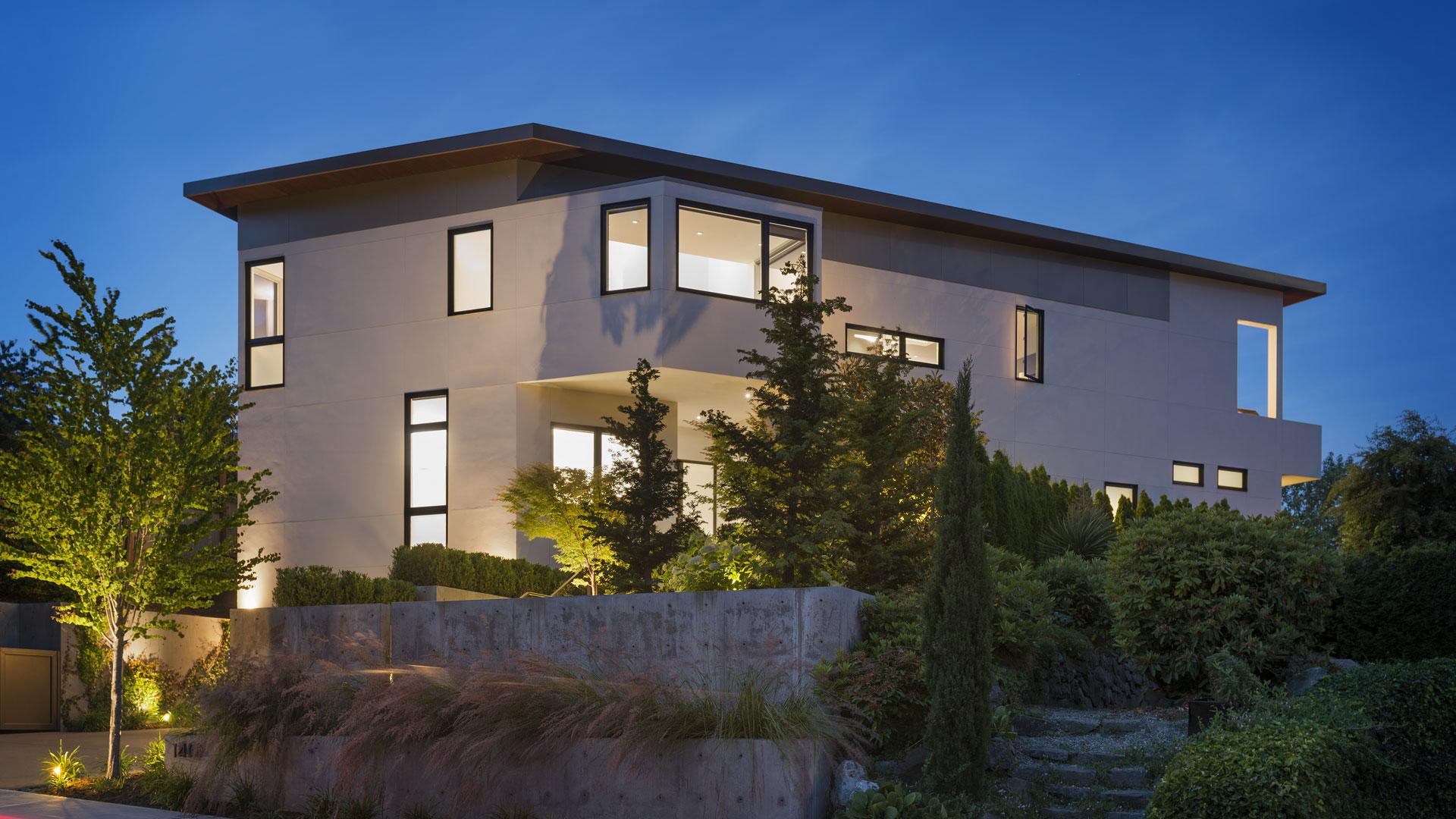 Madrona Residence property