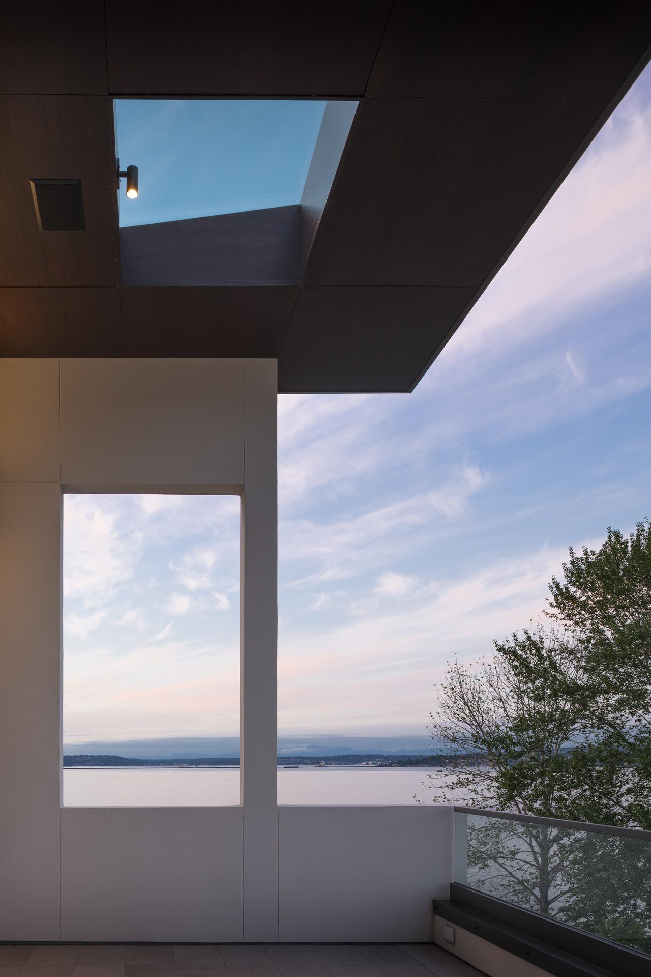Madrona Residence house design