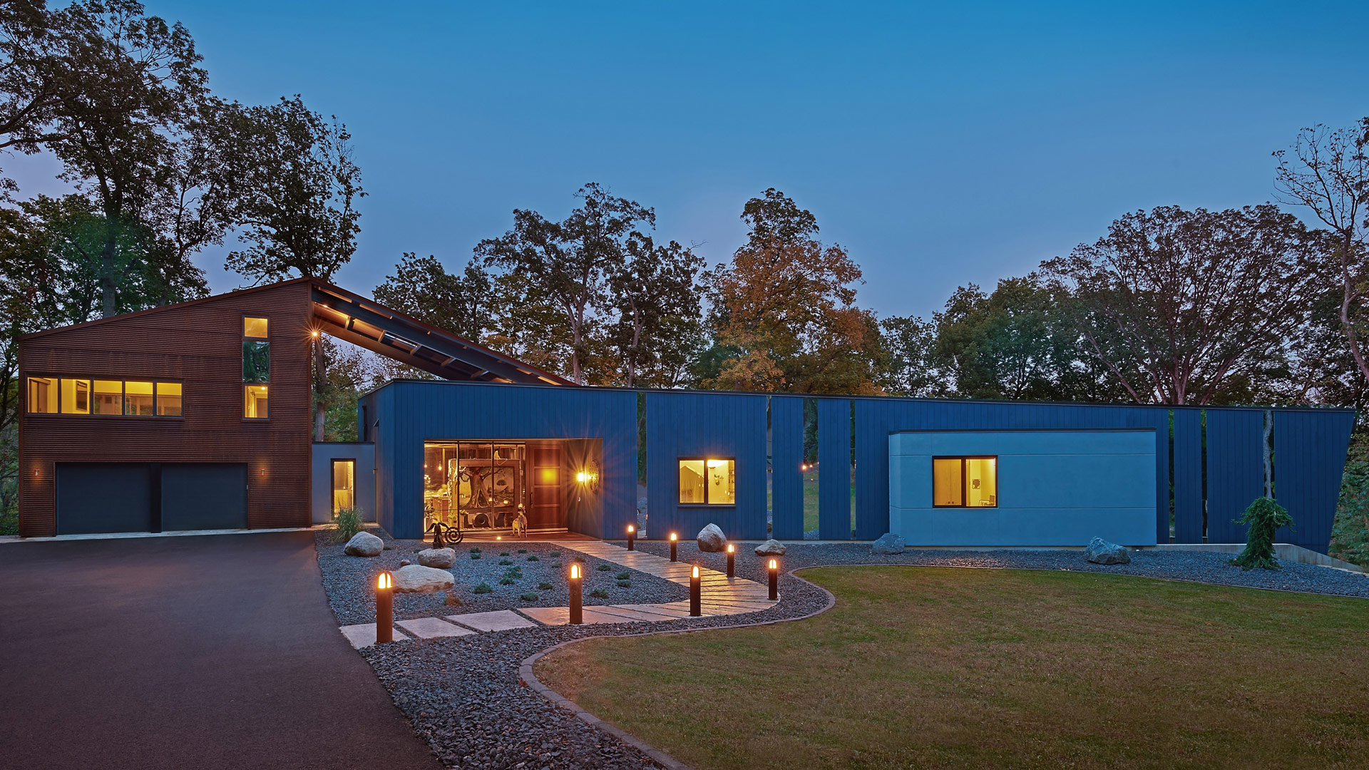 Interlock House property