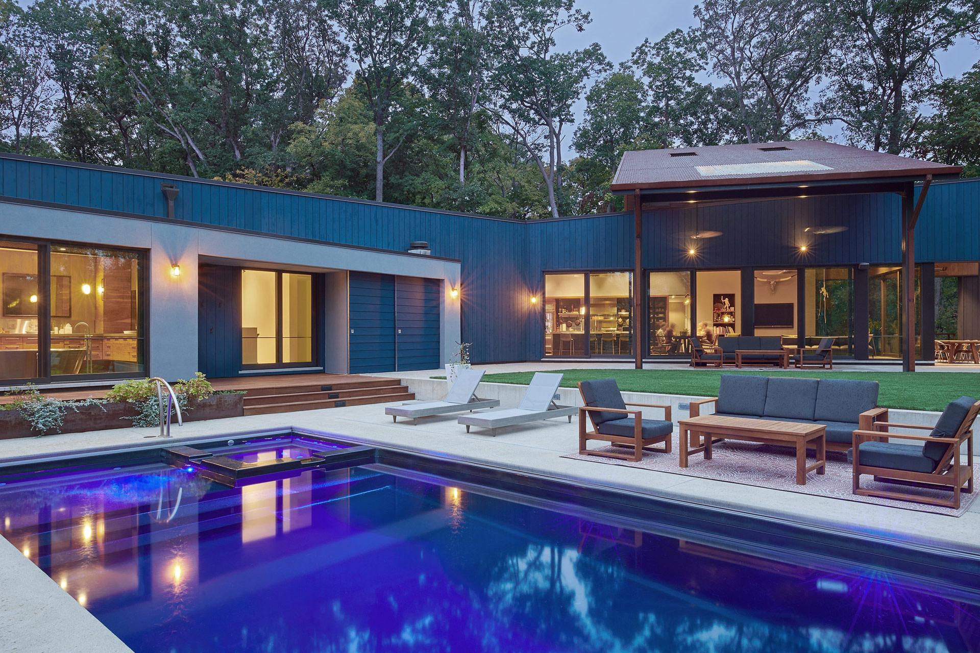 Interlock House smart home
