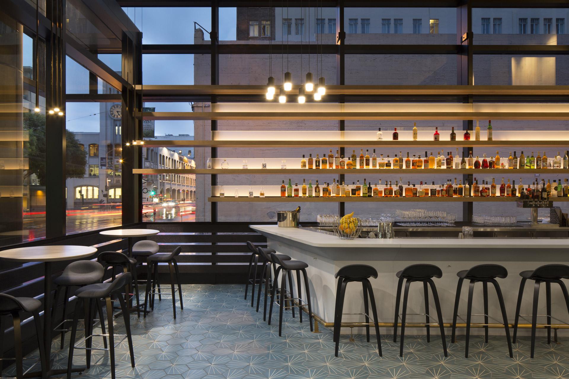 Volta restaurant architecture