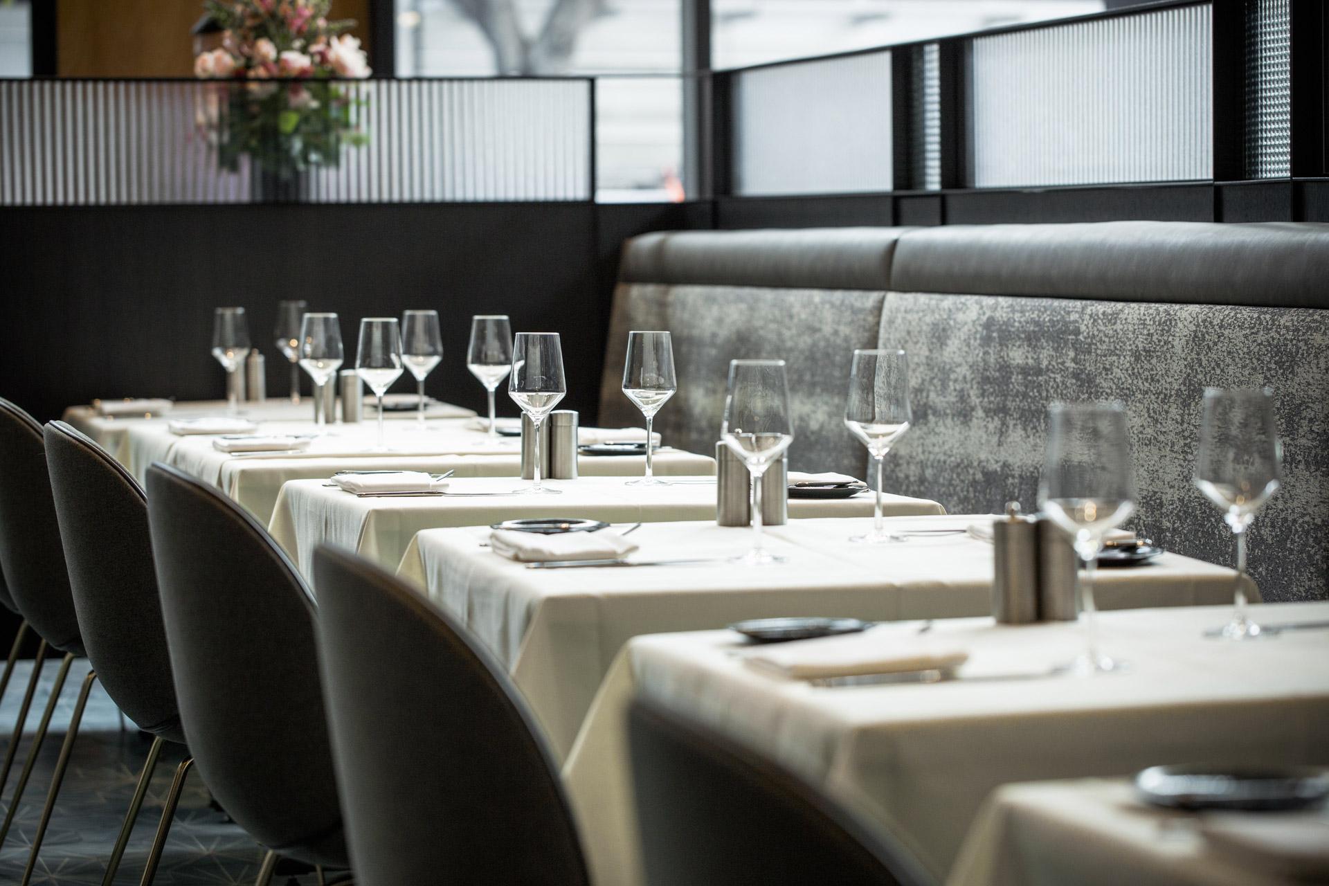 Volta restaurant modern design