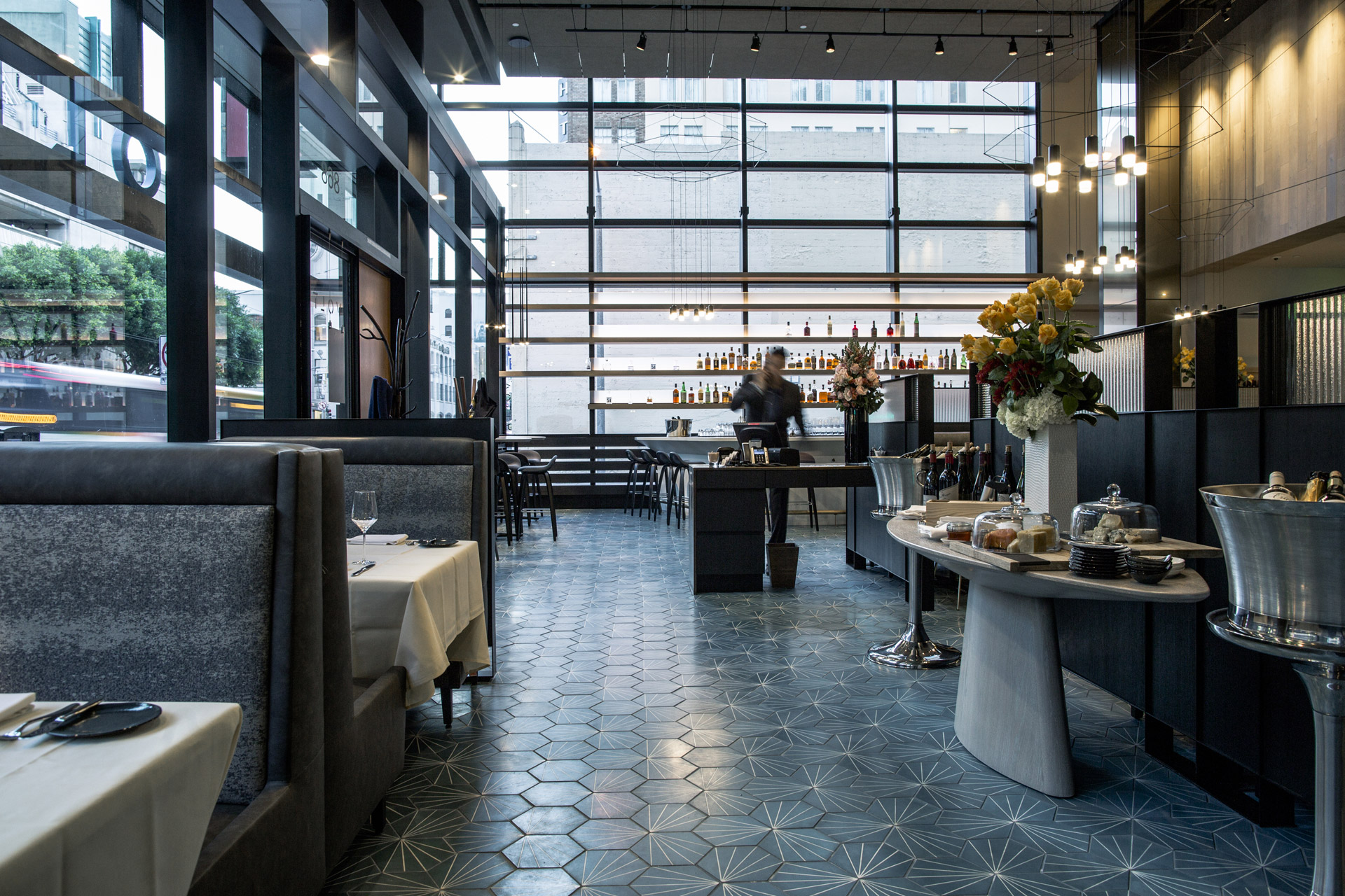 Volta restaurant best designer