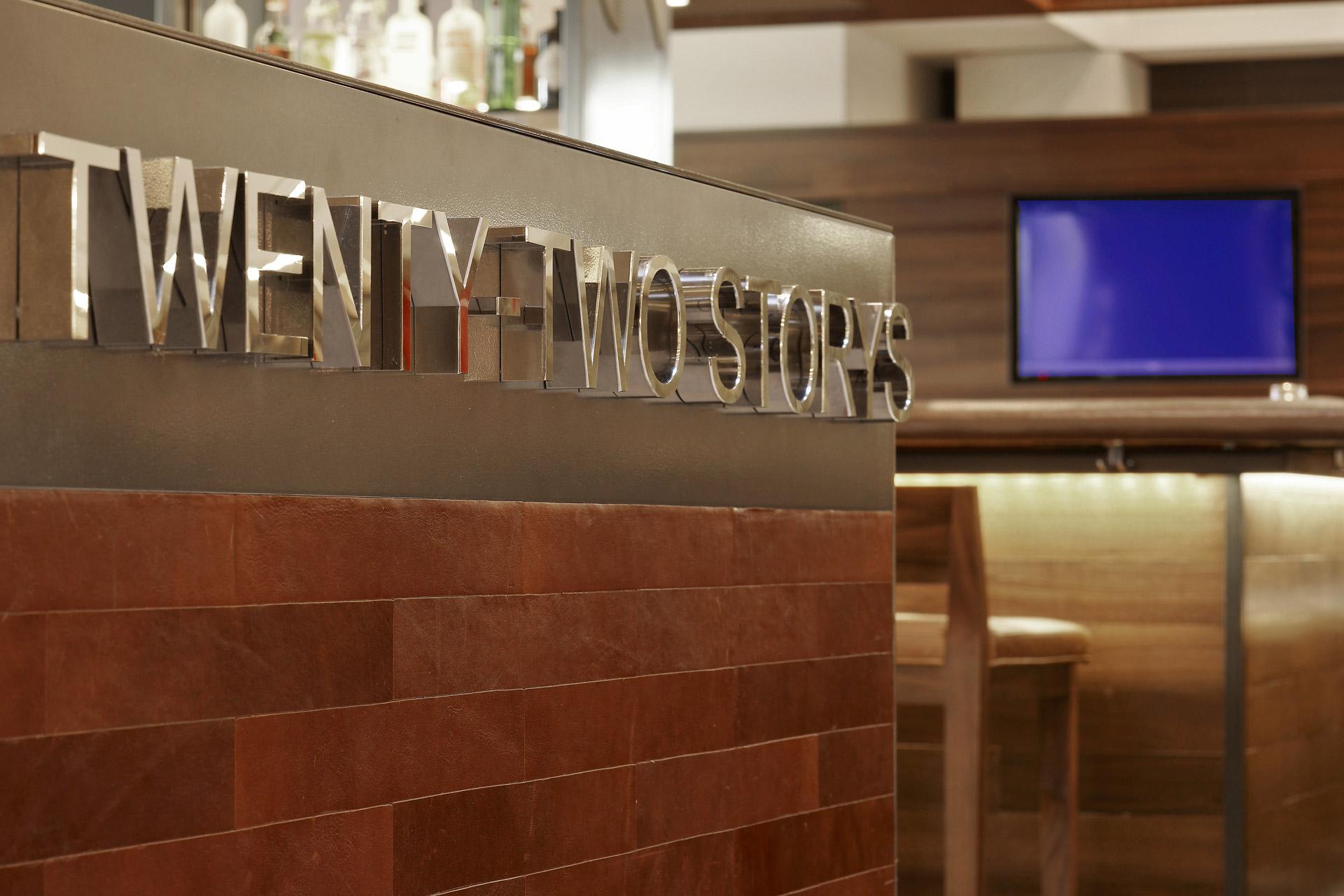 Twenty Two Storys & Market restaurant