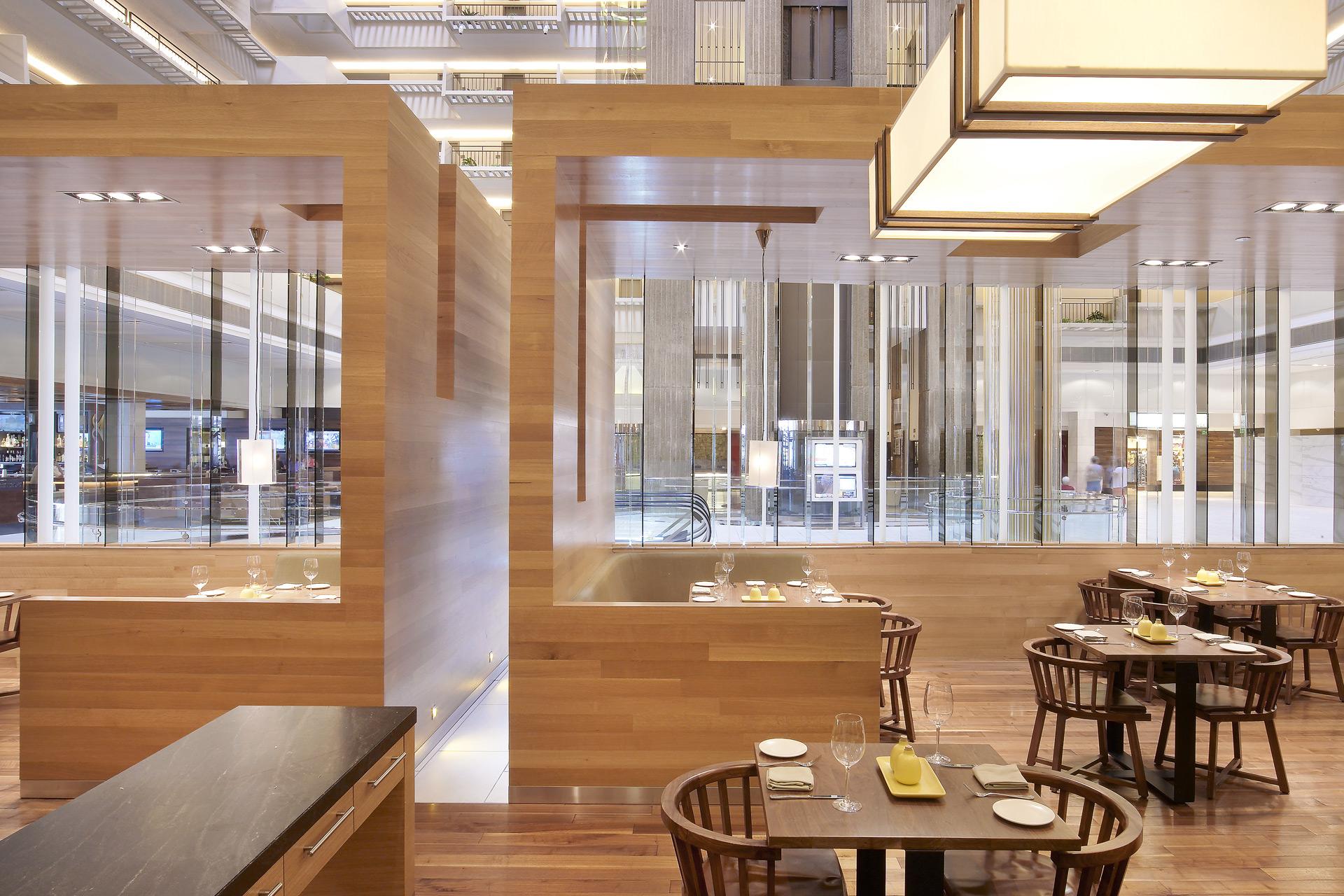 Sway restaurant home design