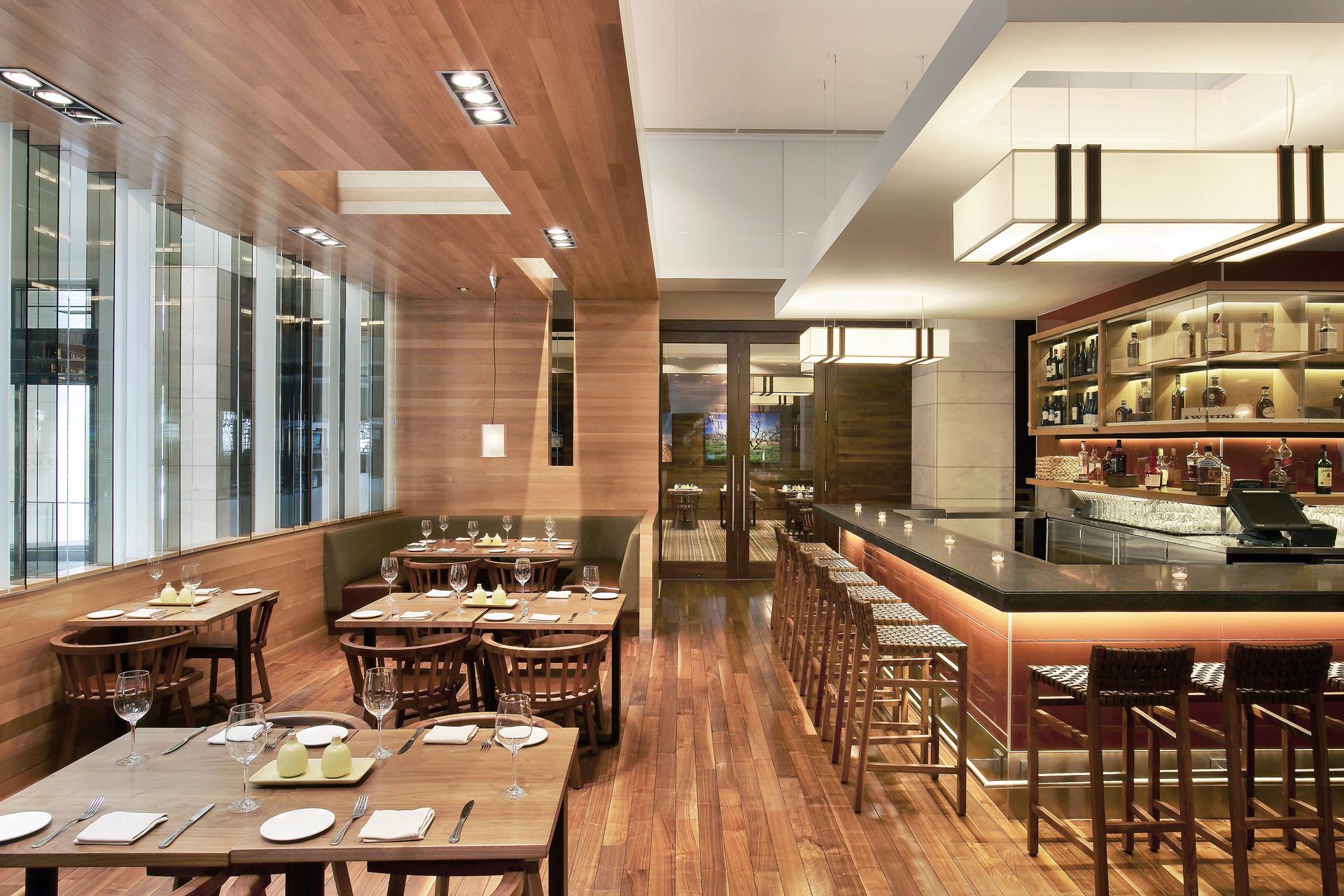 Sway restaurant design ideas