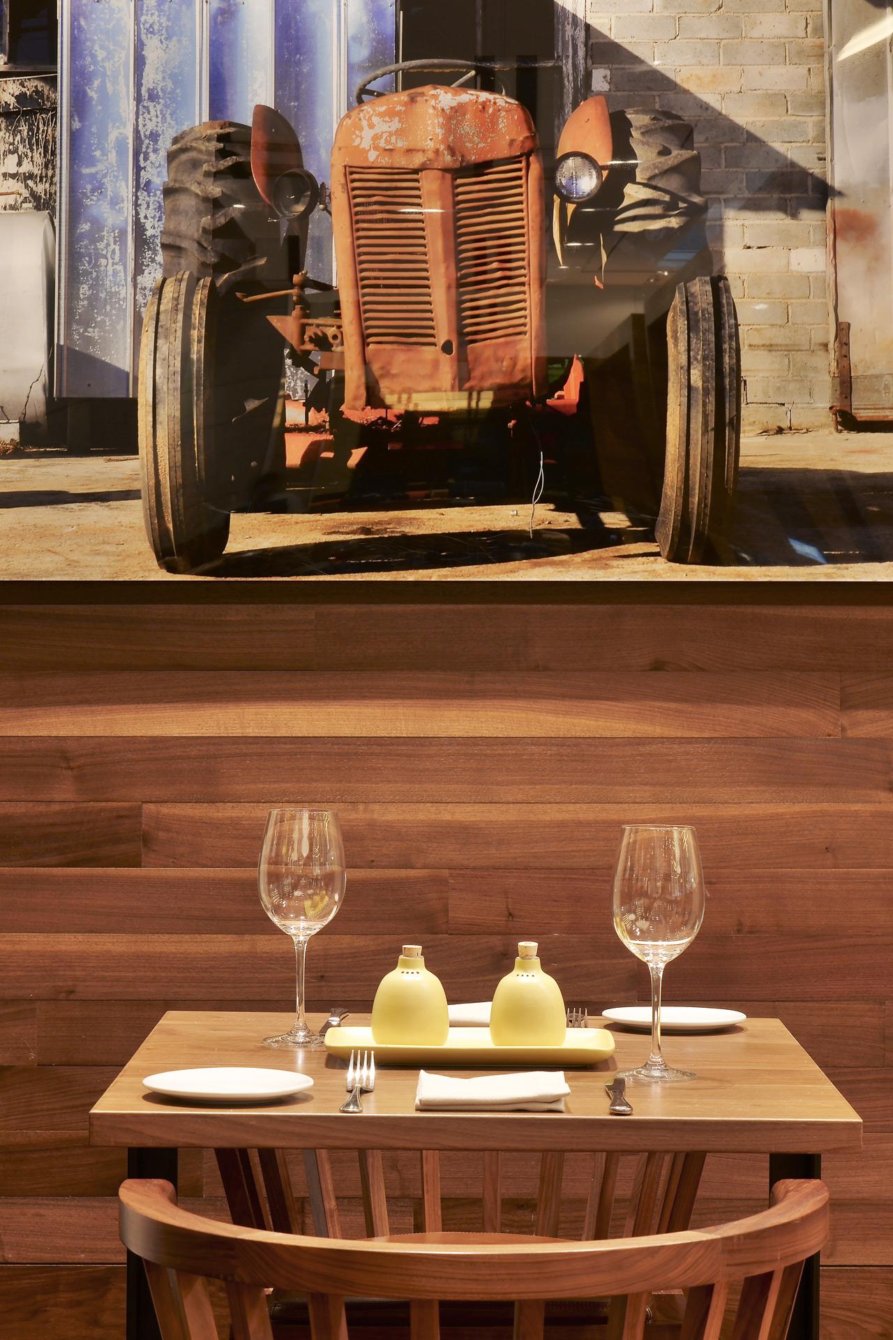Sway restaurant luxury design