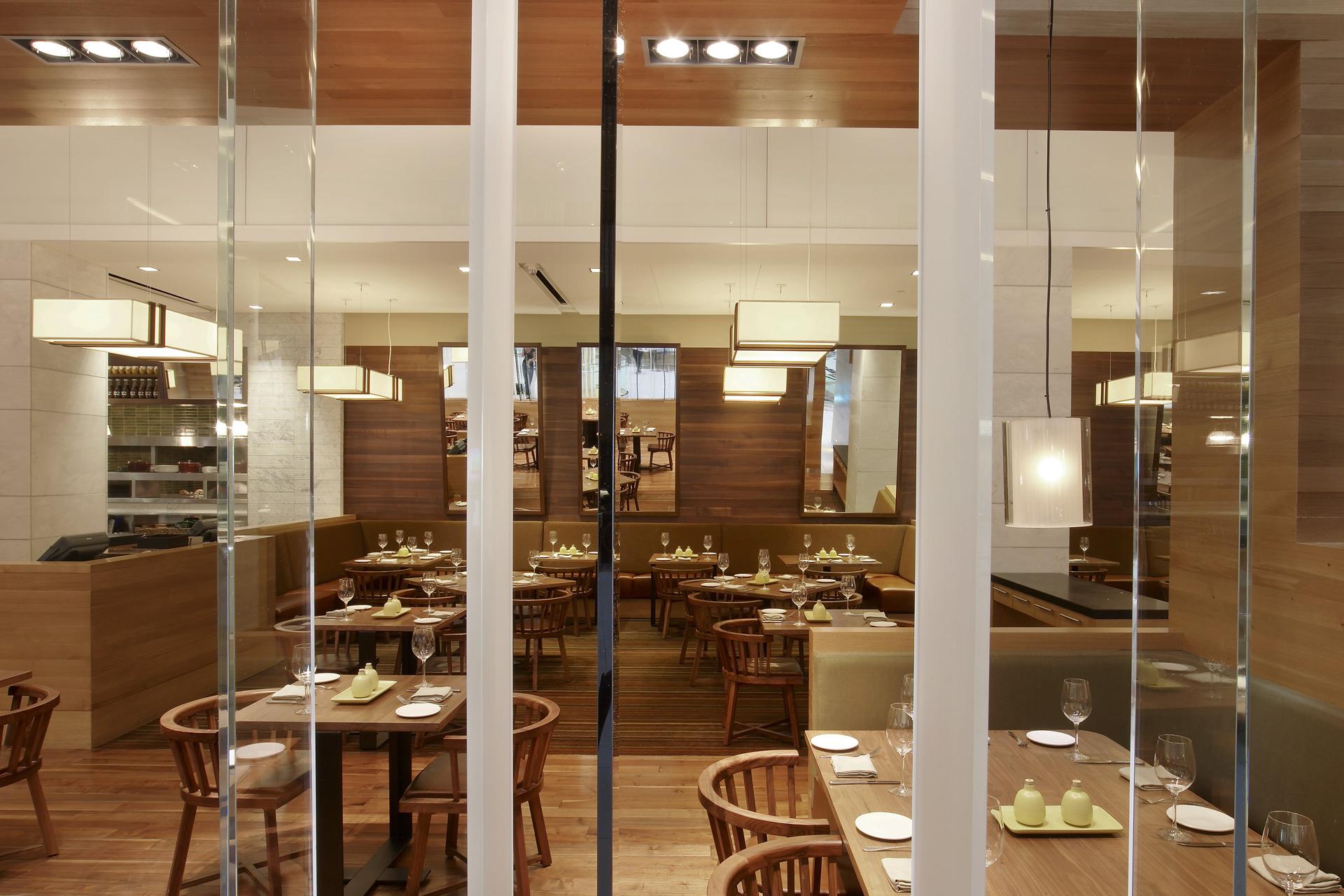 Sway restaurant designer