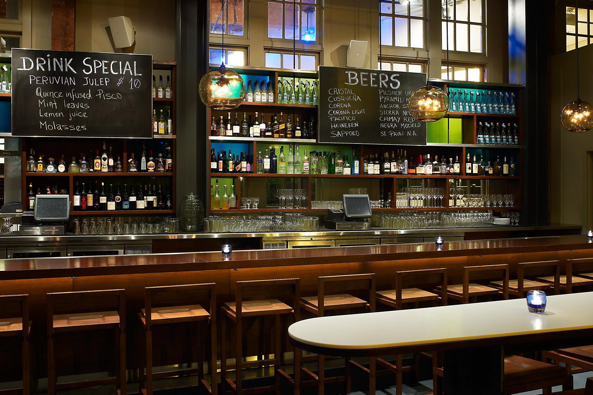La Mar restaurant designer near me