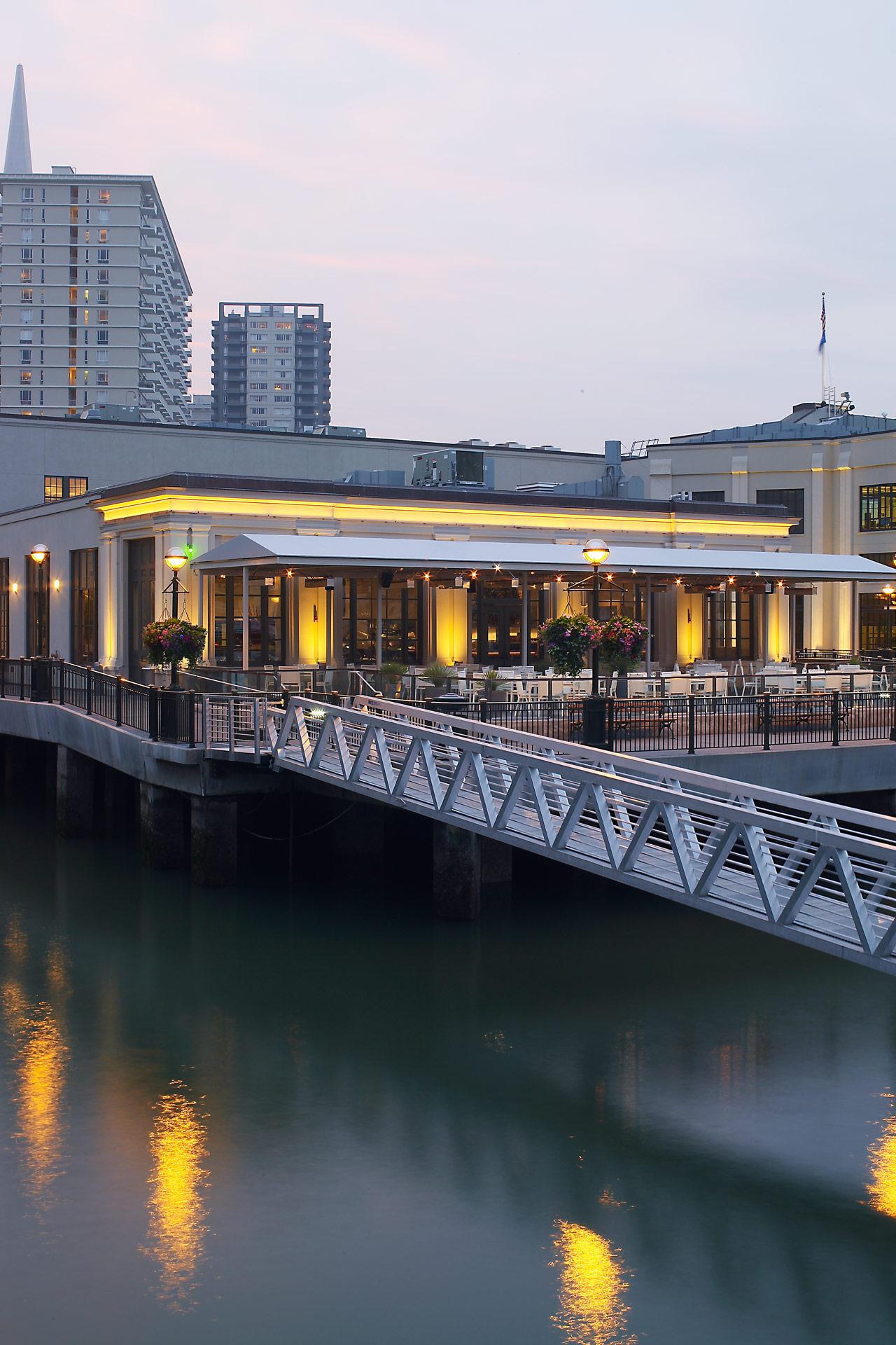 La Mar restaurant interiors
