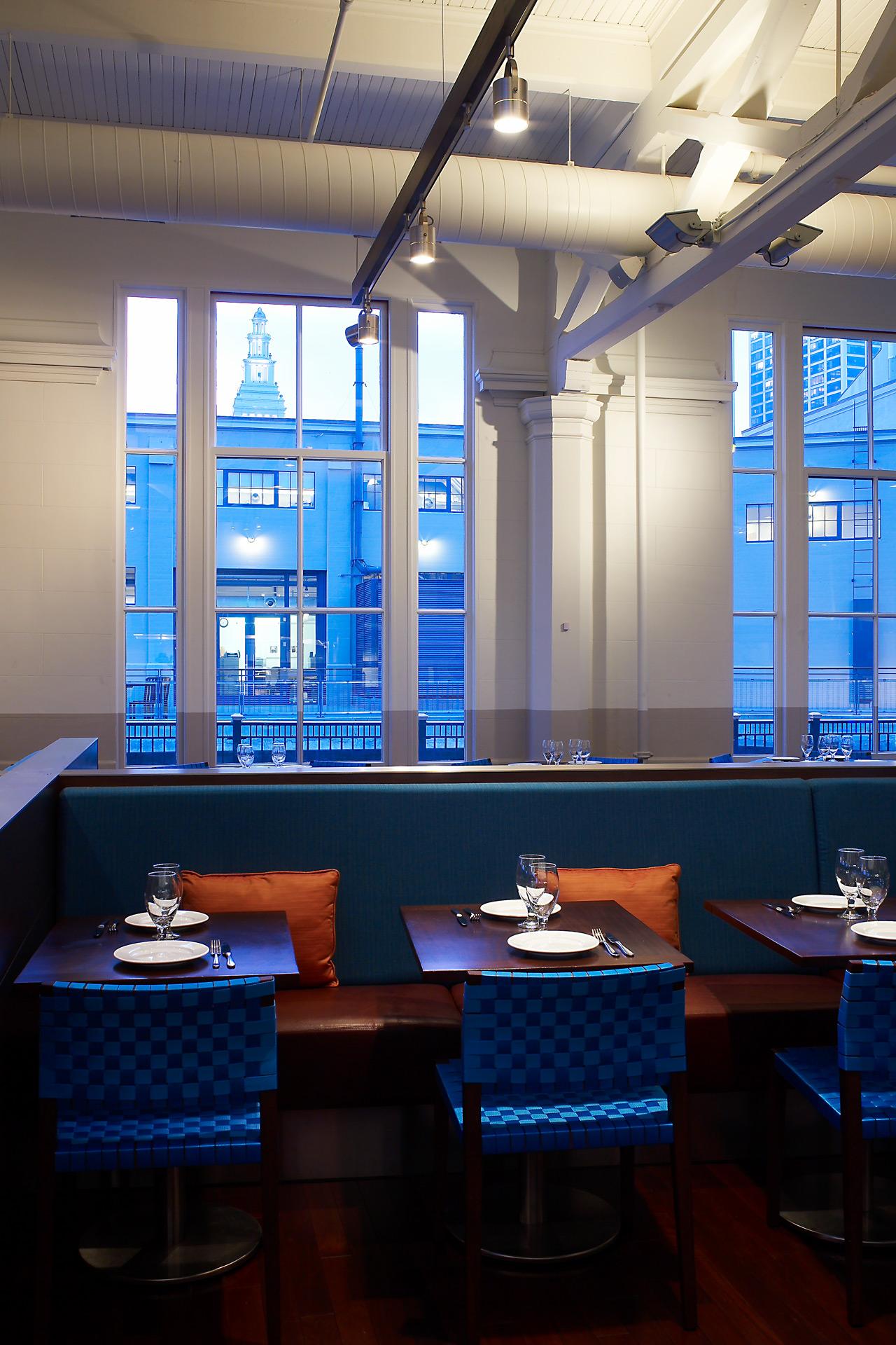 La Mar restaurant decor