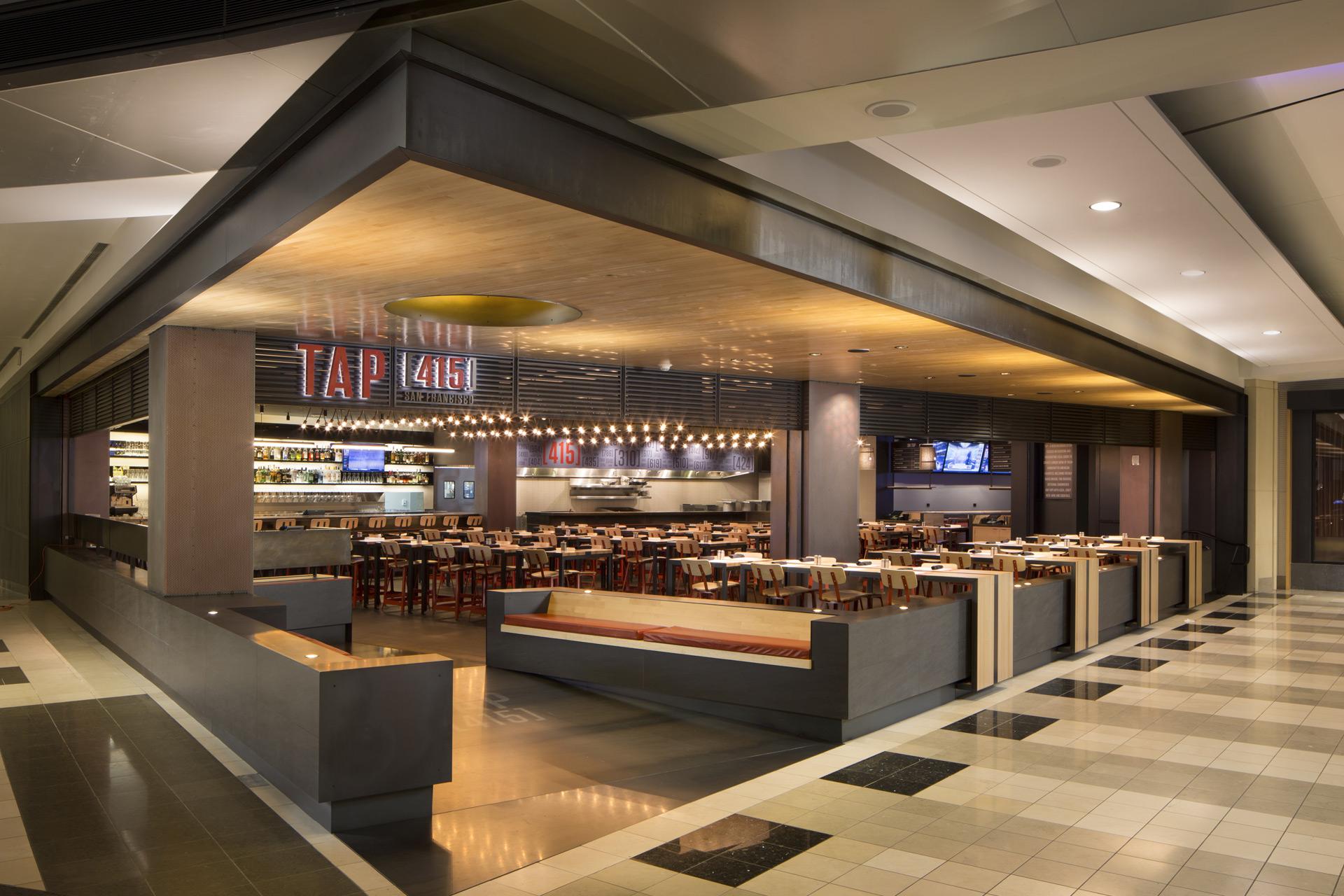 Tap(415) restaurant