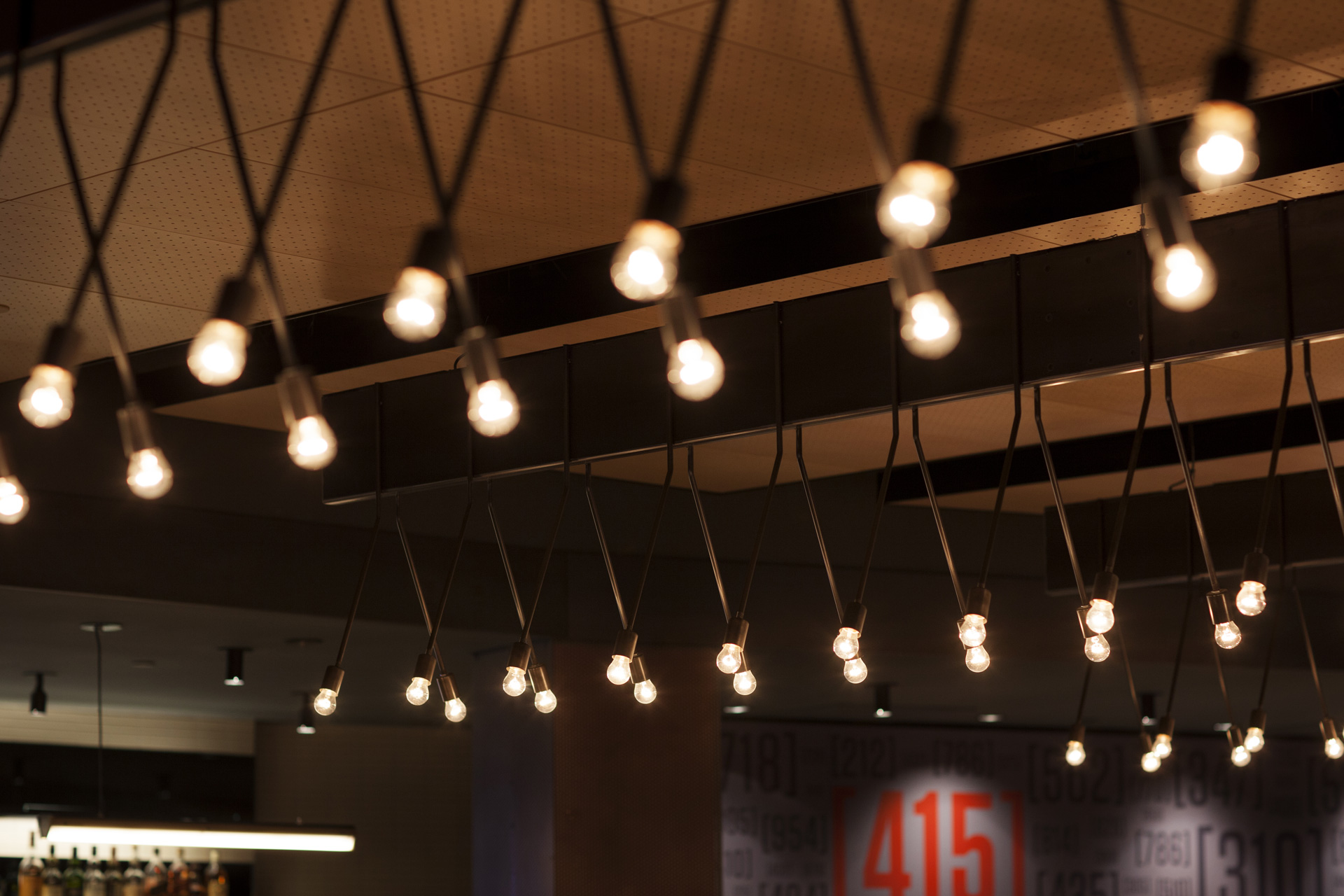 Tap(415) restaurant modern design