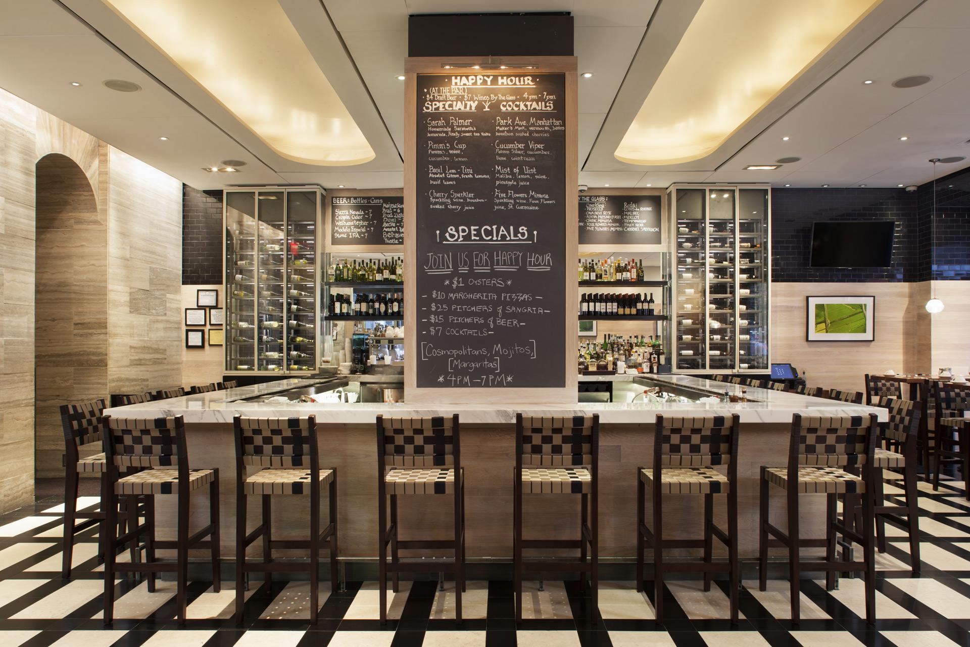 Sarabeth's Park Avenue Restaurant design