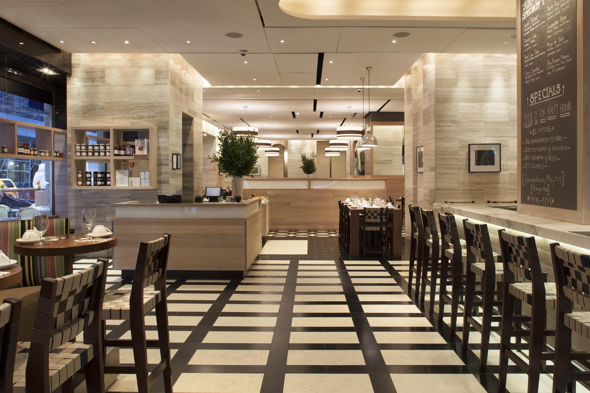 Sarabeth's Park Avenue Restaurant modern home