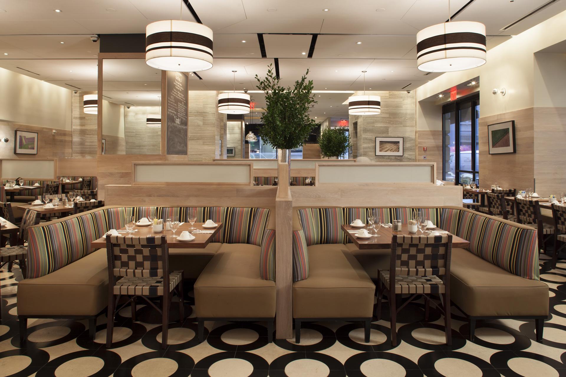 Sarabeth's Park Avenue Restaurant interiors