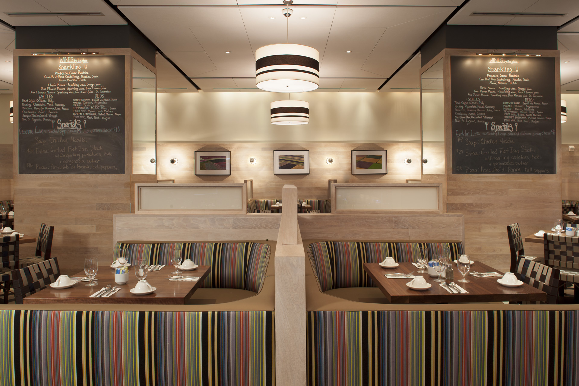 Sarabeth's Park Avenue Restaurant architecture