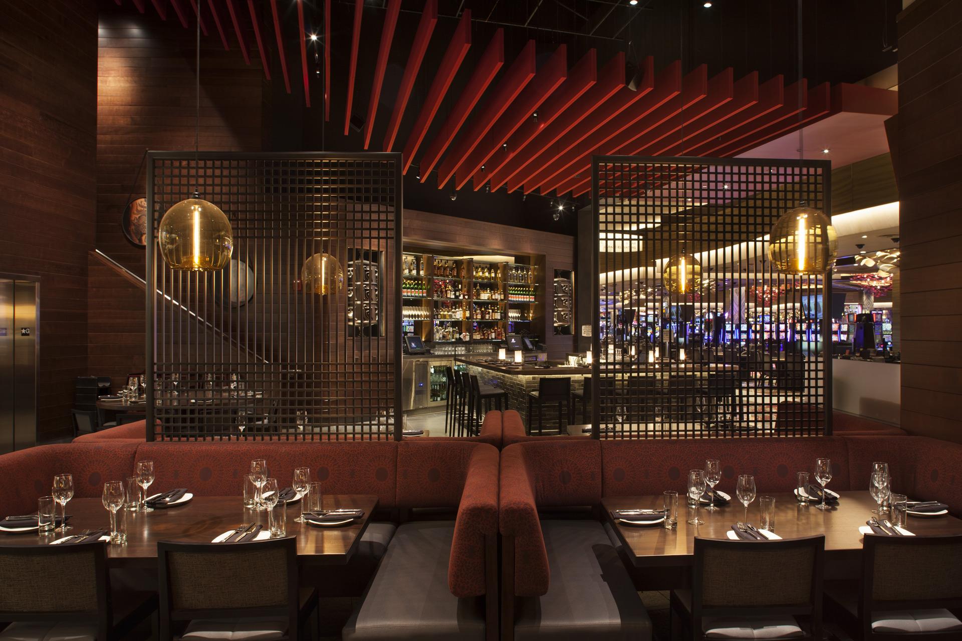 M.Y. China restaurant modern design