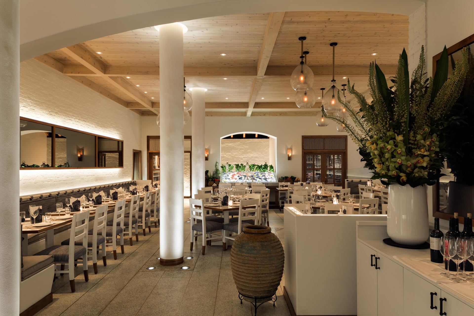 Kyma restaurant home design ideas