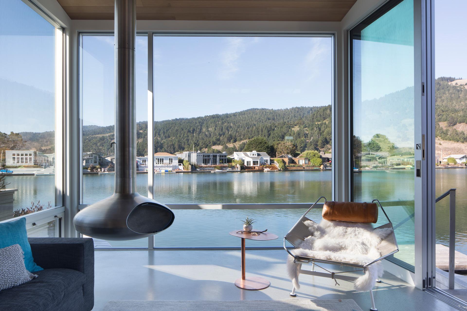 Lagoon House interiors