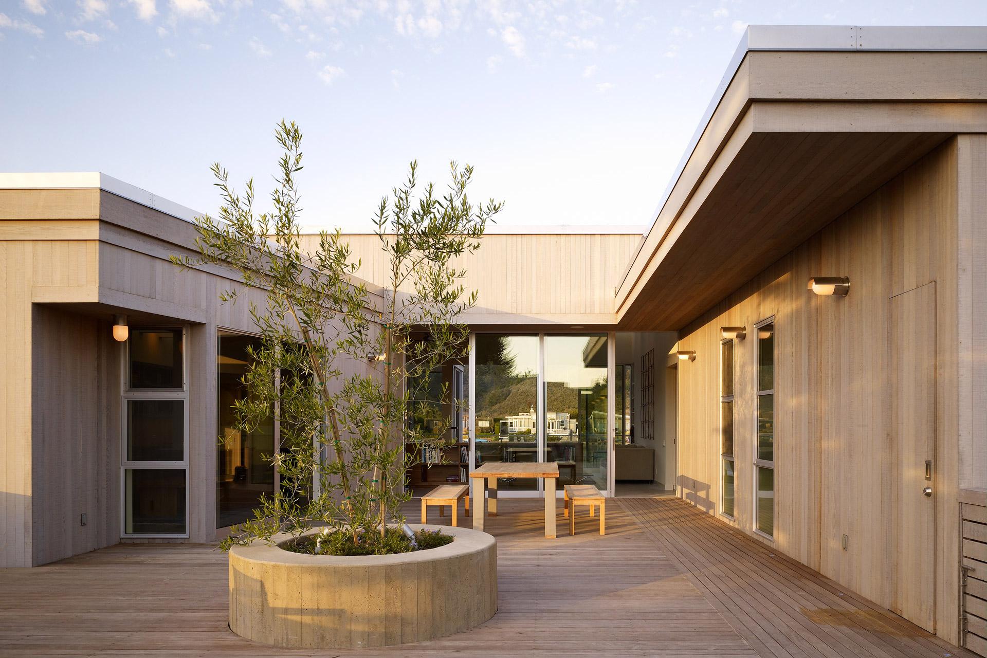 architect bay area seadrift-residence