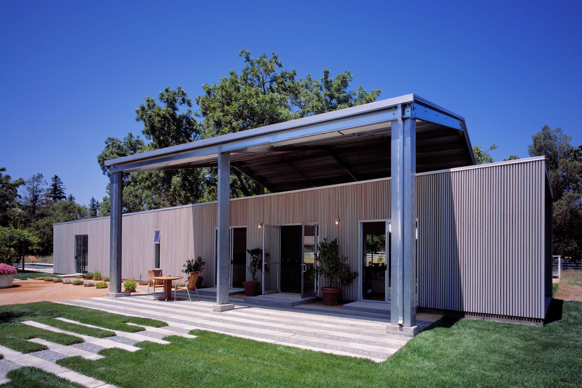 Sonoma Residence home design