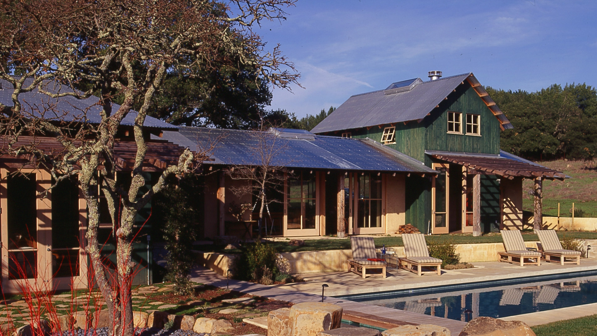 Lovall Valley Residence Napa County
