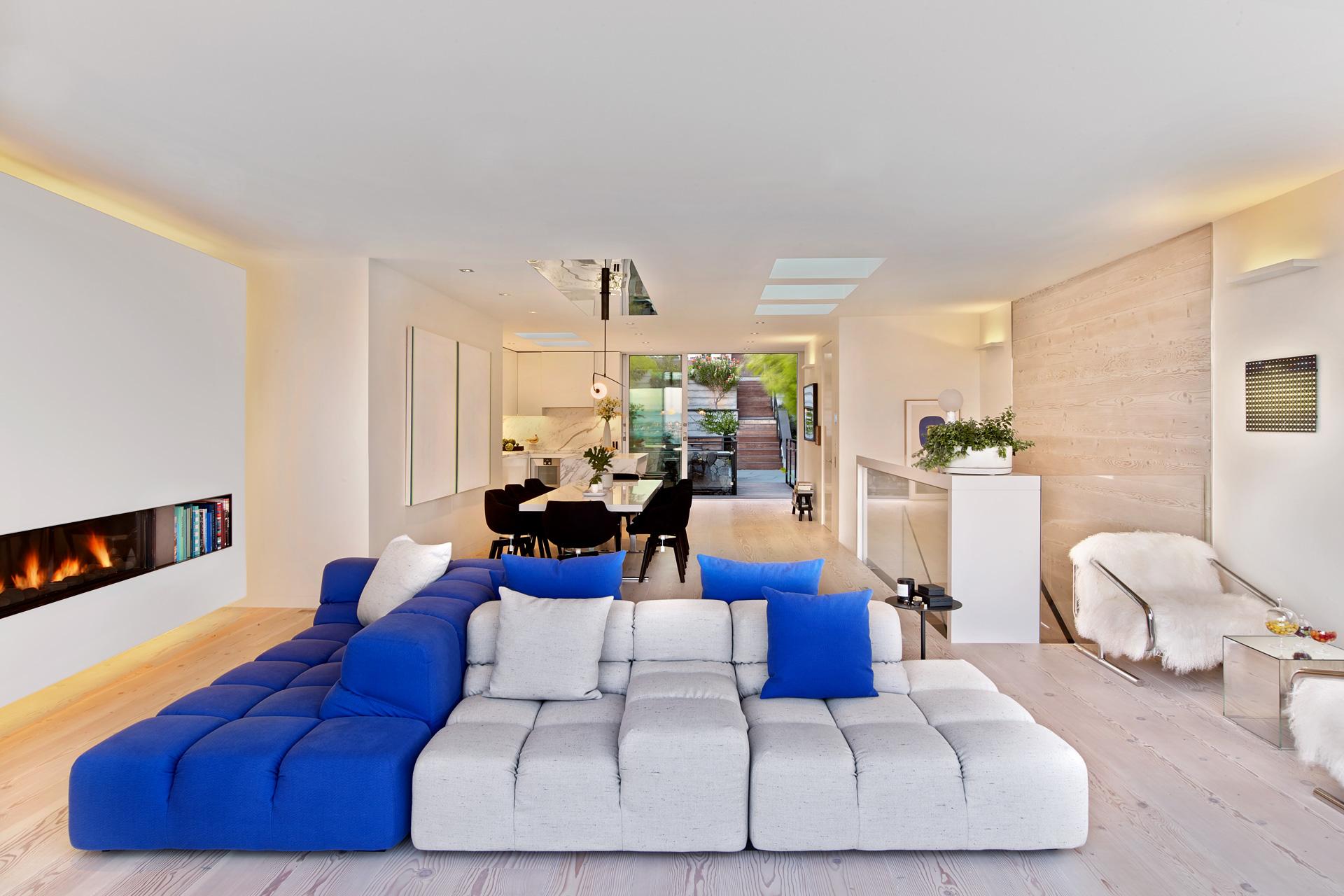 Glen Park Residence interiors
