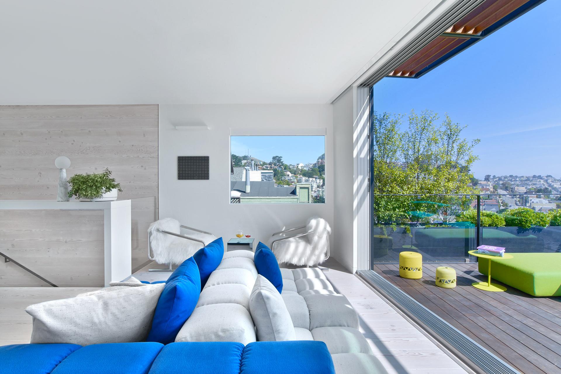 Glen Park Residence urban design