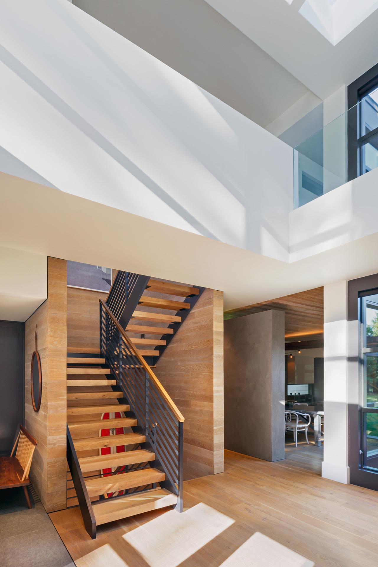 Watermill Residence interior design