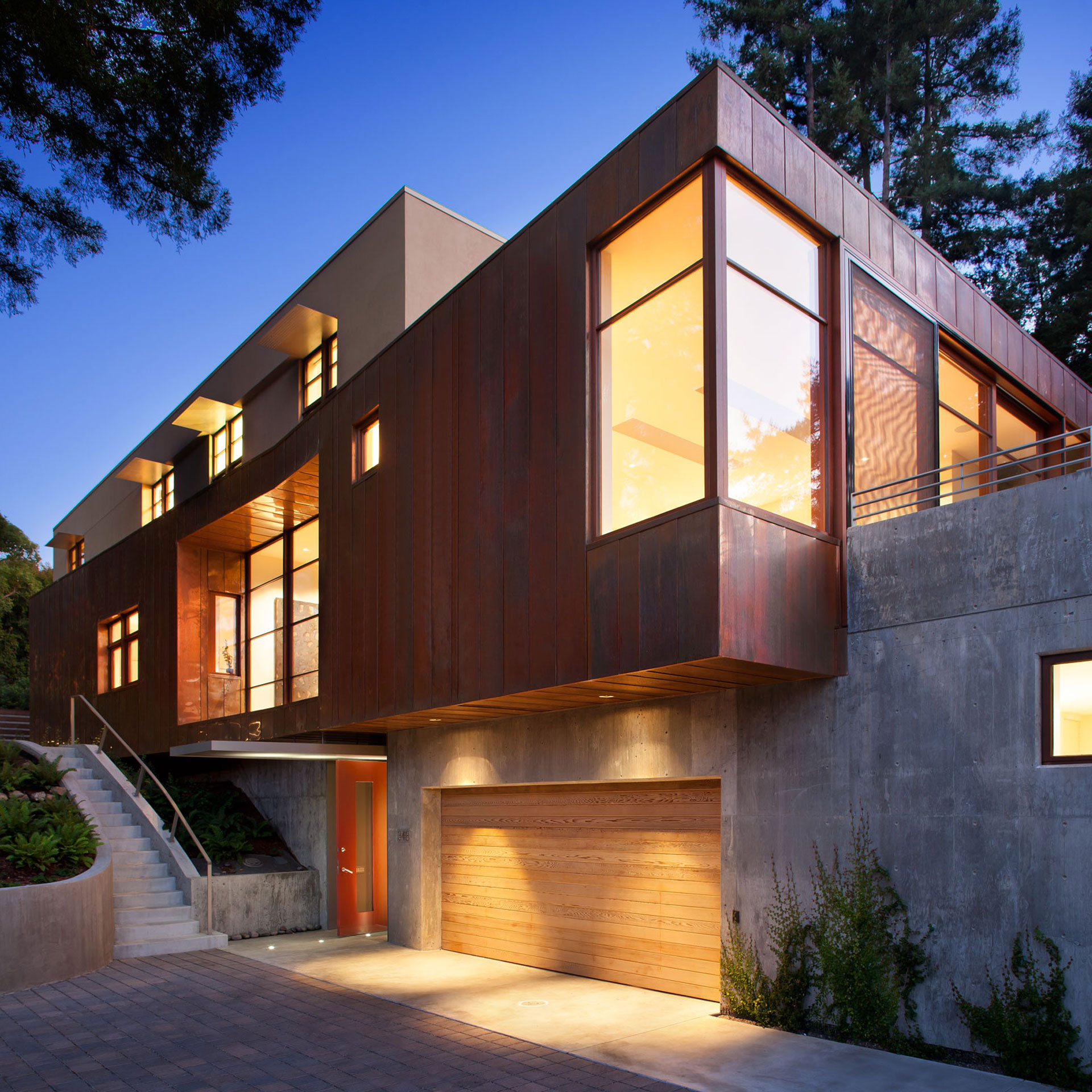 Mill Valley Residence house