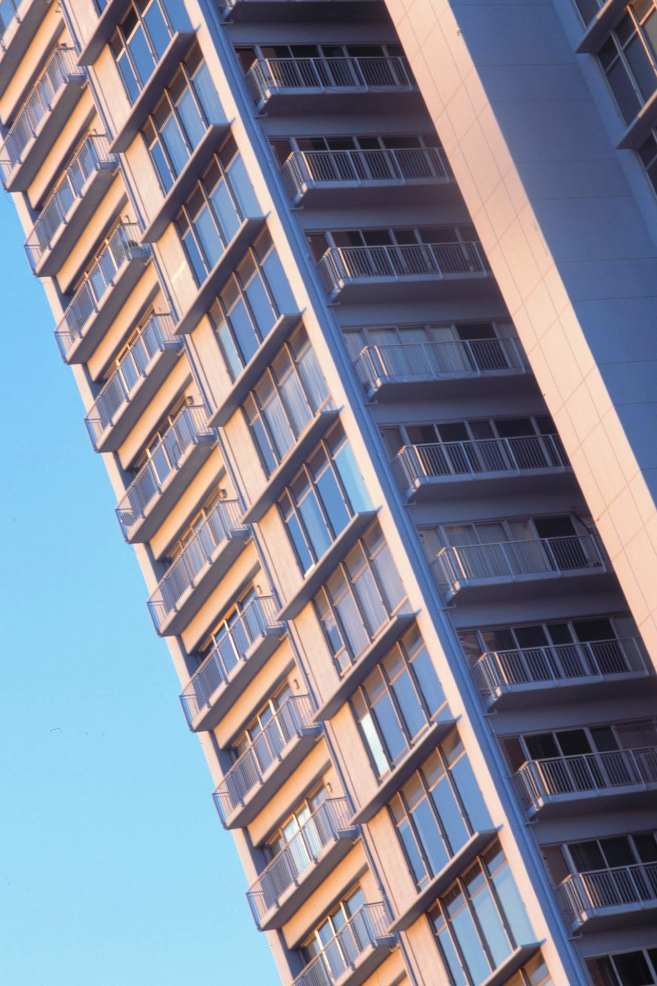 Russian Hill Condominium modern home