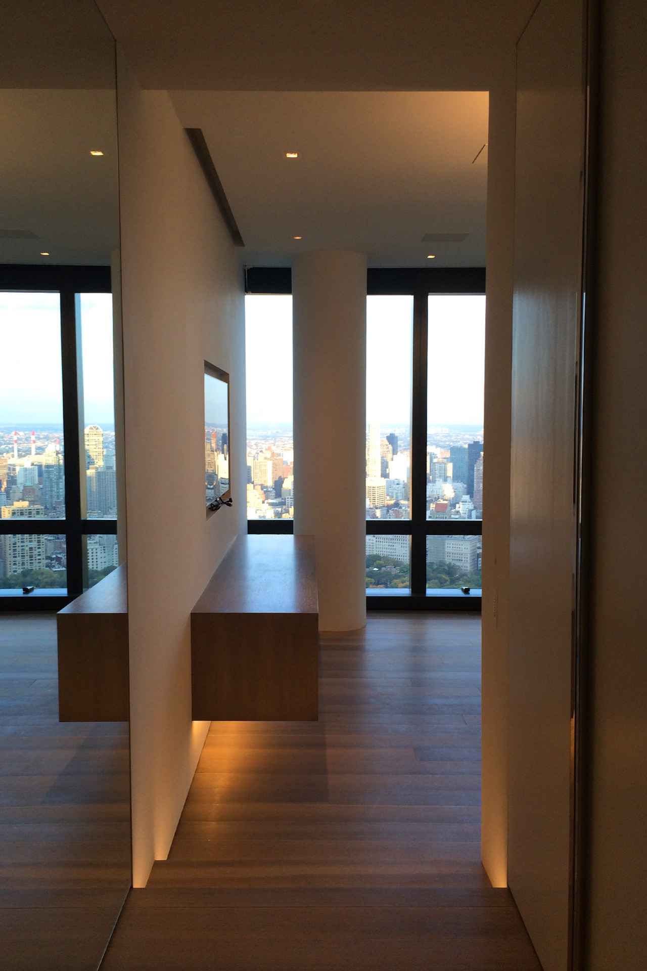 Time Warner Condominium home