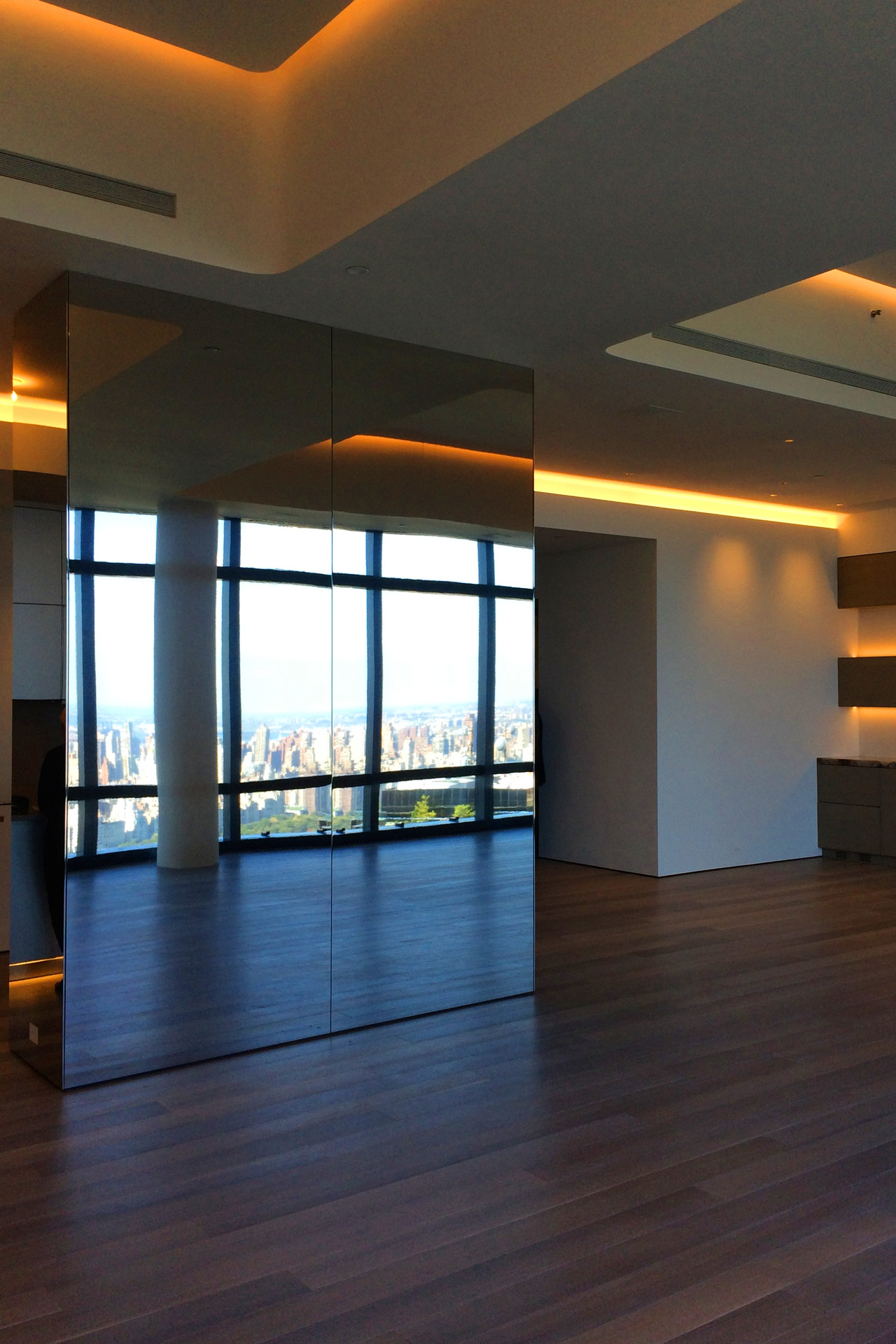 Time Warner Condominium house