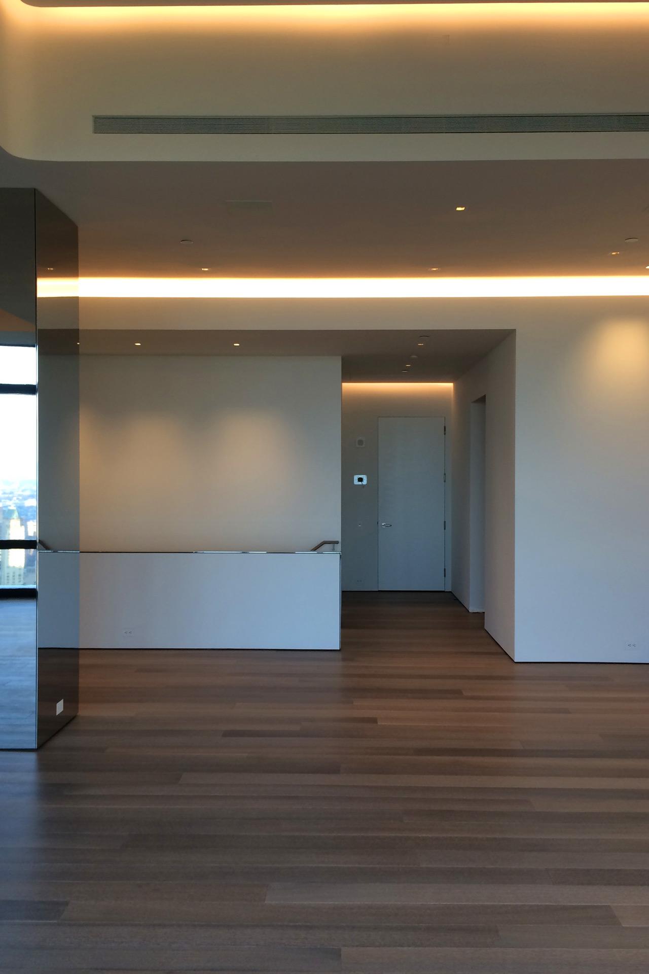 Time Warner Condominium architecture