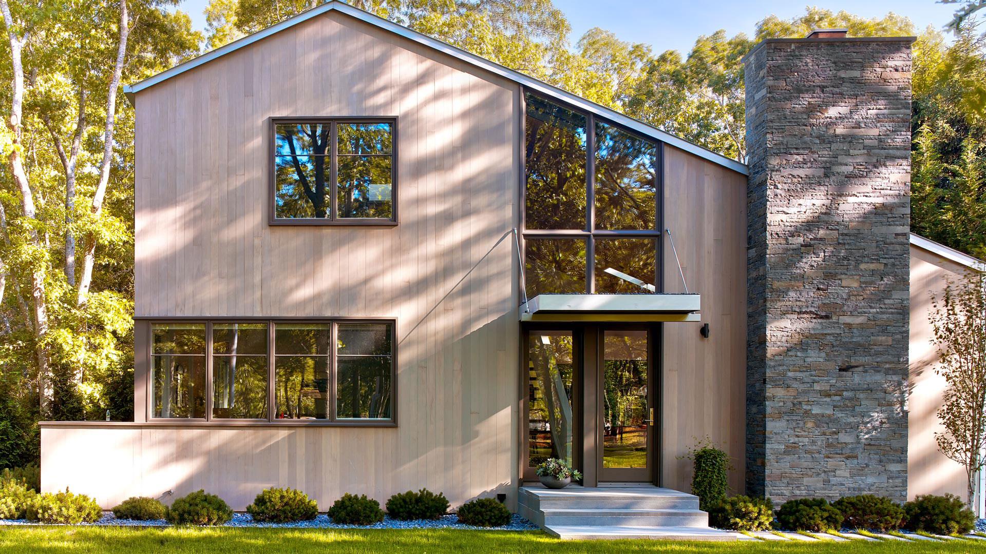 Levine Residence property