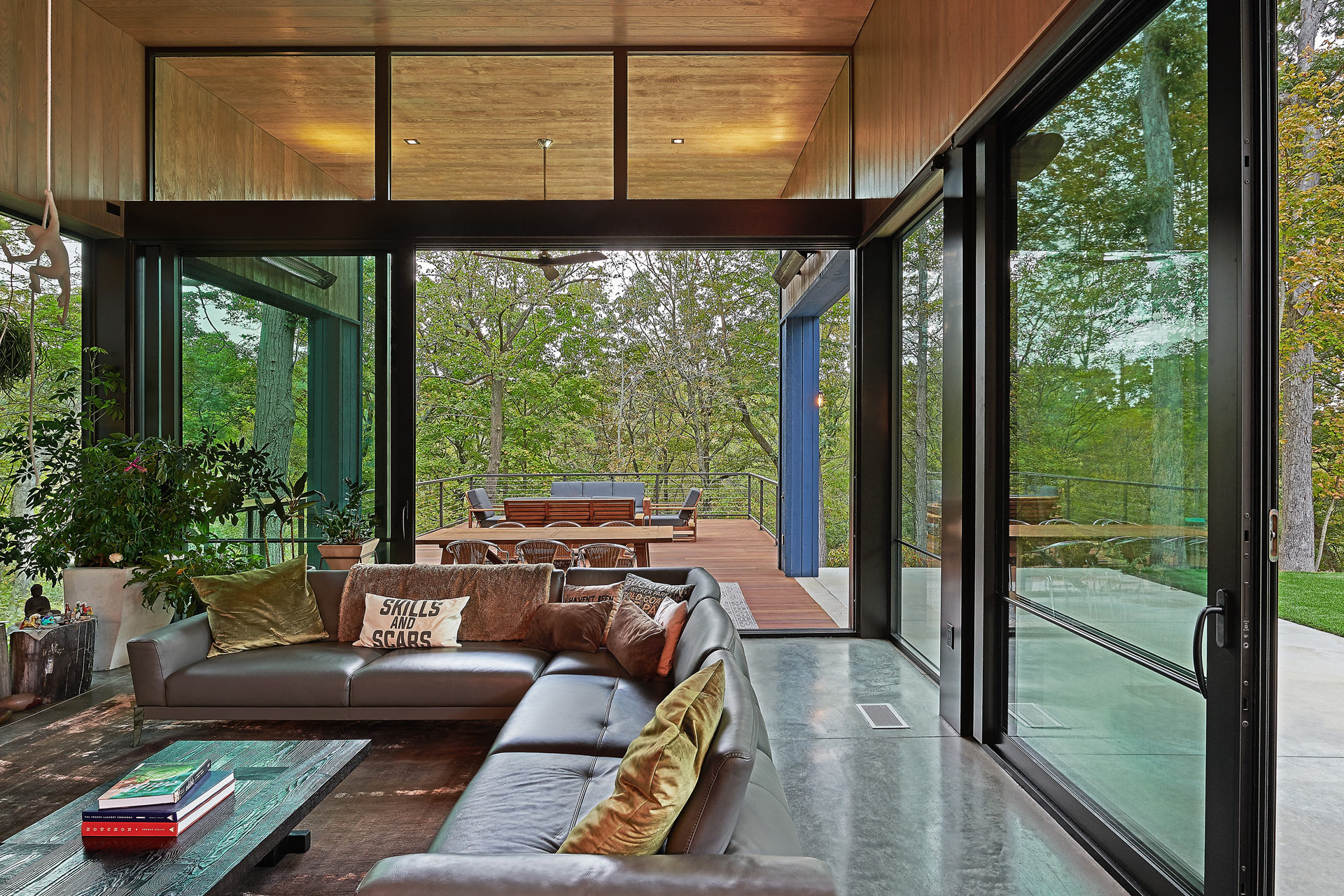 Interlock House interiors