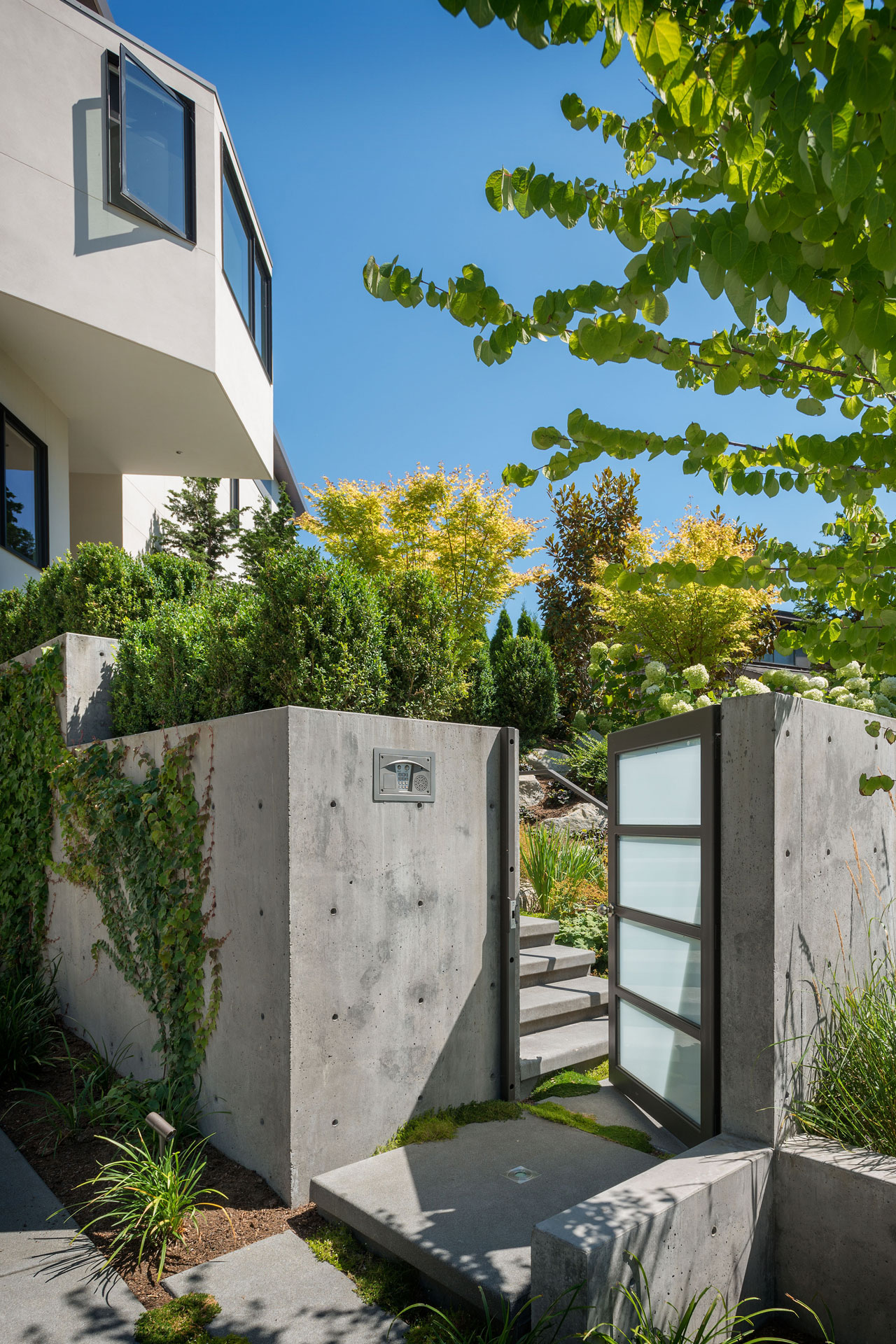 Madrona Residence CCS design