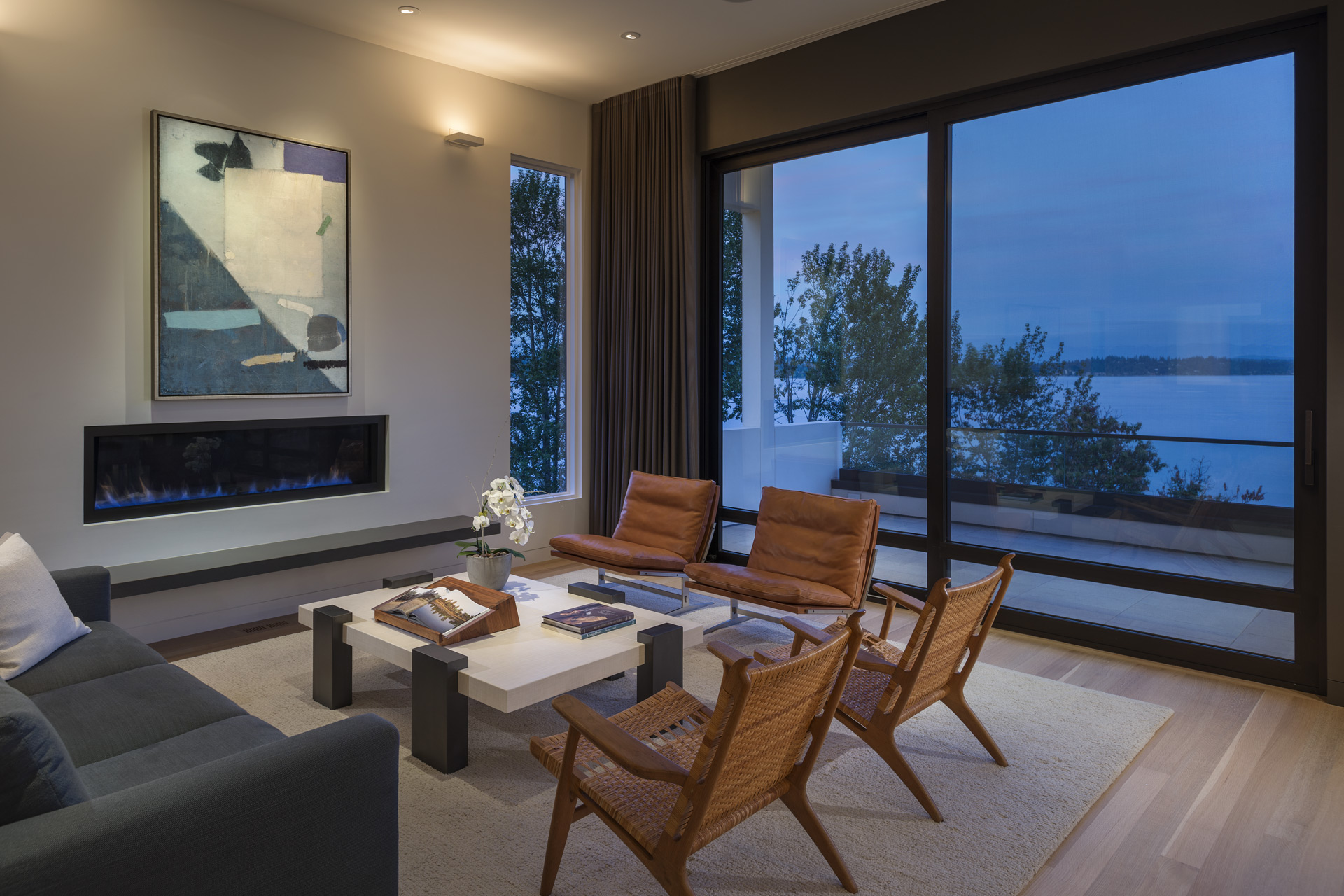 Madrona Residence modern home