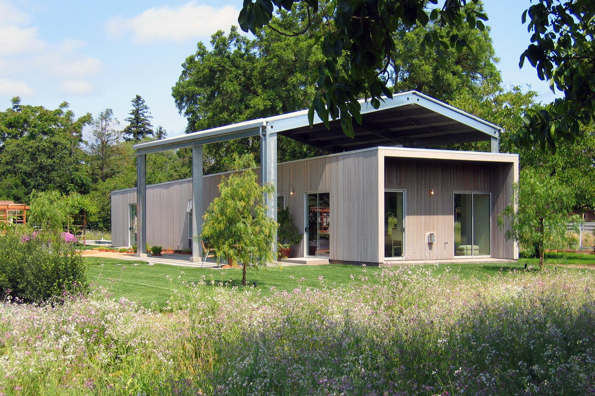 Sonoma Residence living room