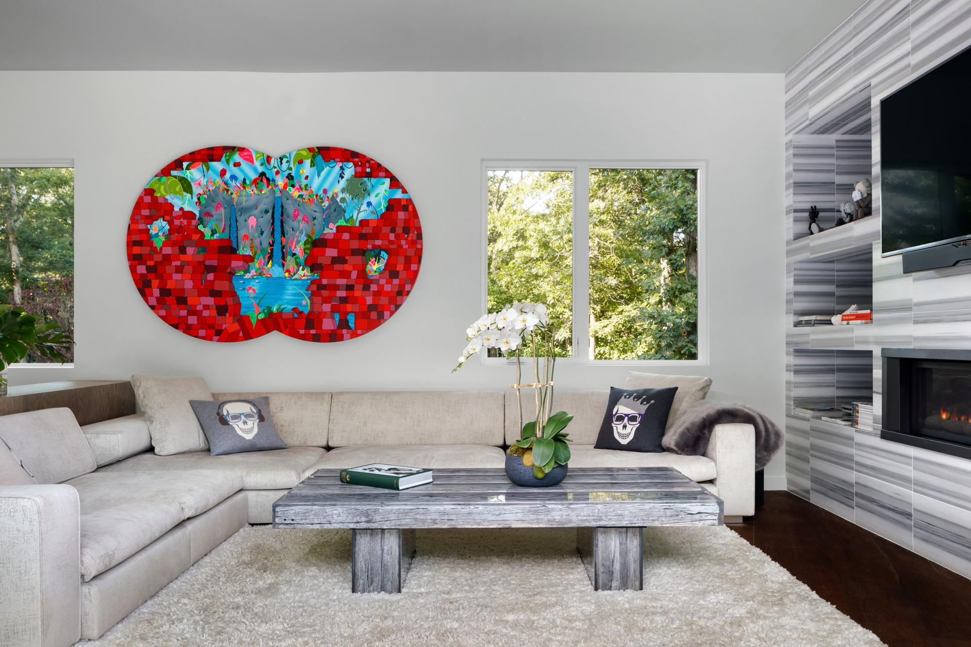 Springs Residence luxury home