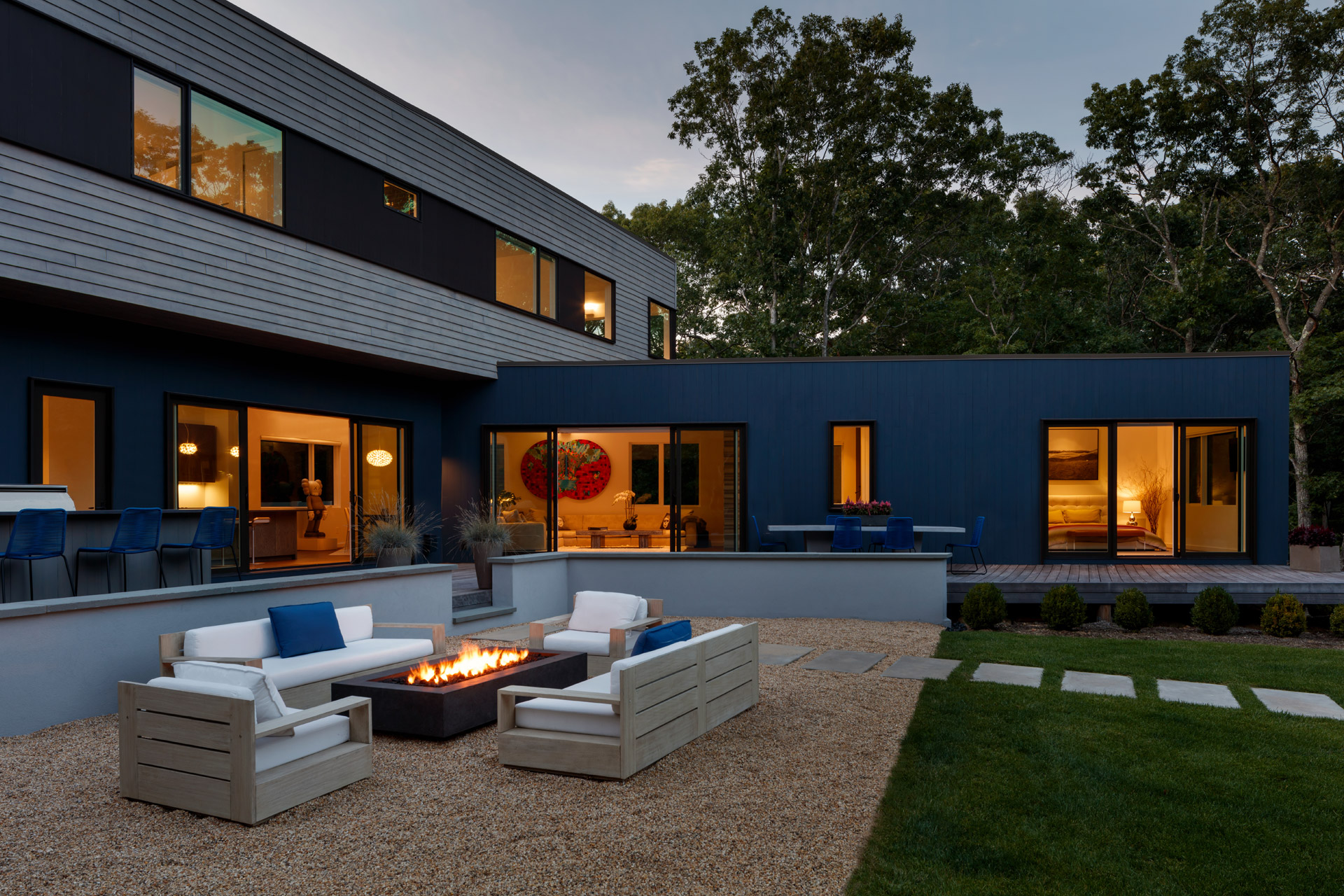 Springs Residence home decor