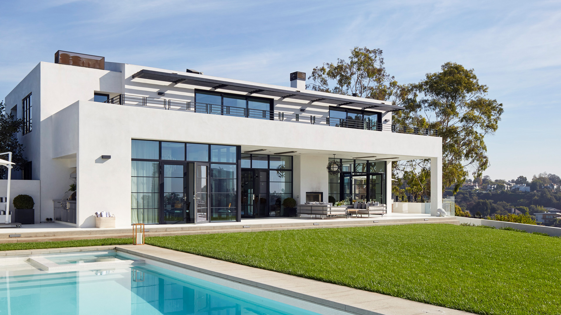 Pacific Palisades property