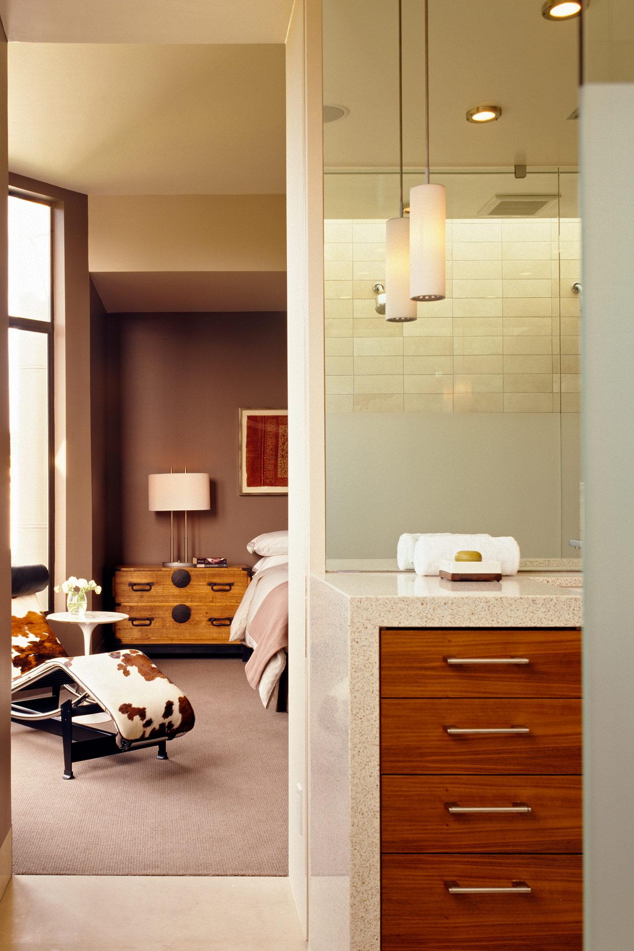 Lake Street Residence interiors