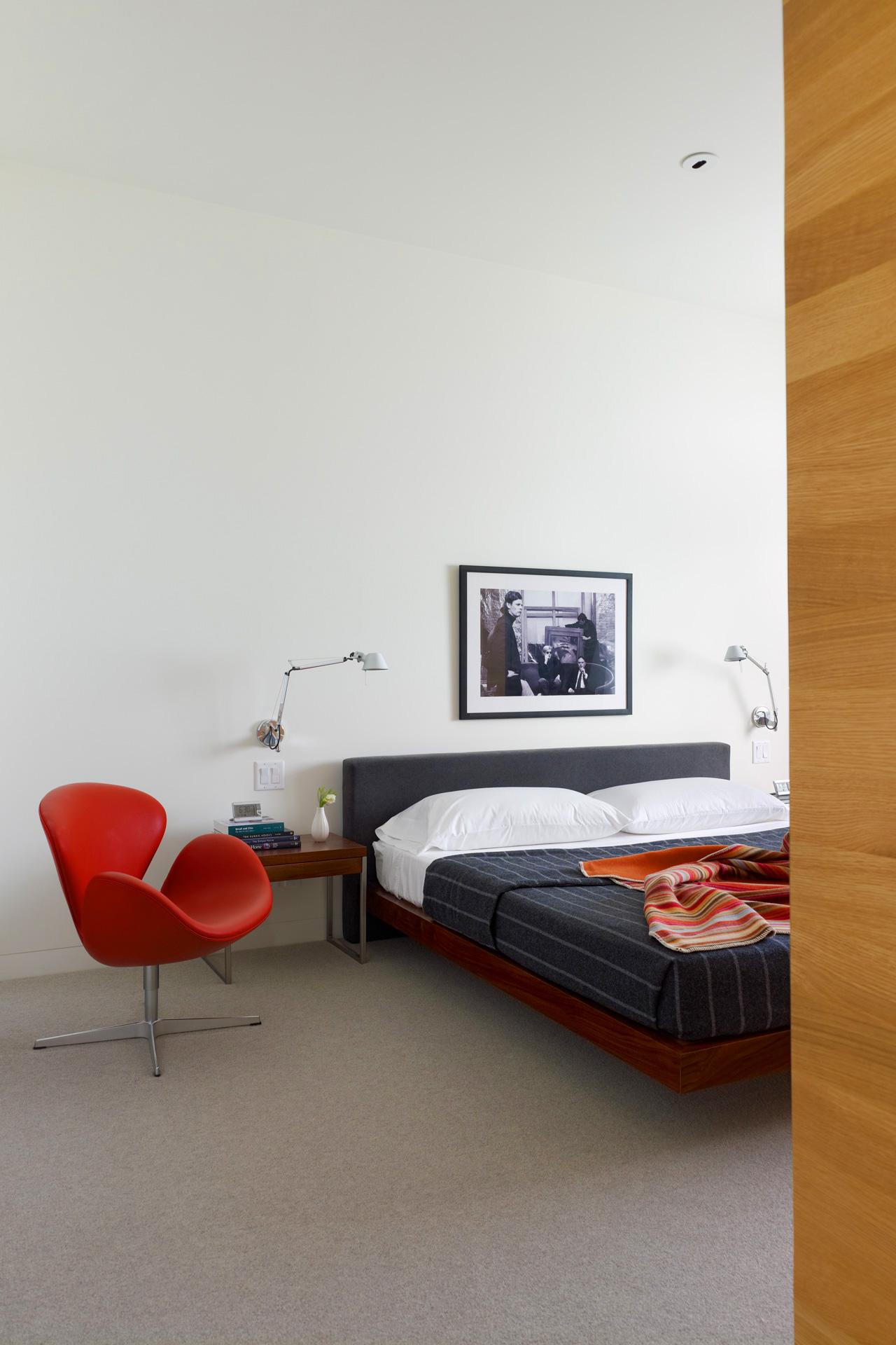 Palo Alto Residence office design